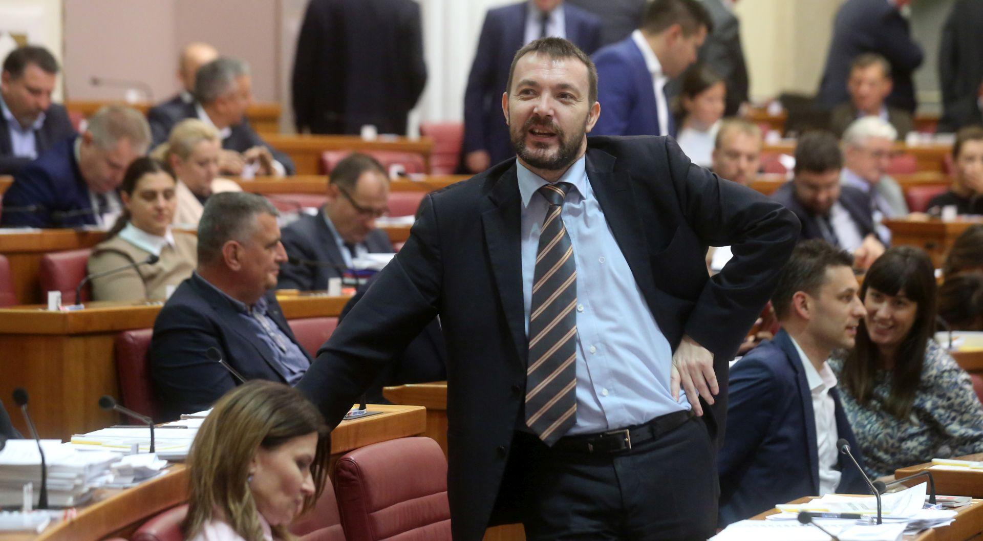 """BAUK: """"Struka koja ne smije odgovoriti jer im ministar Božinović ukliže pred mikrofon"""""""