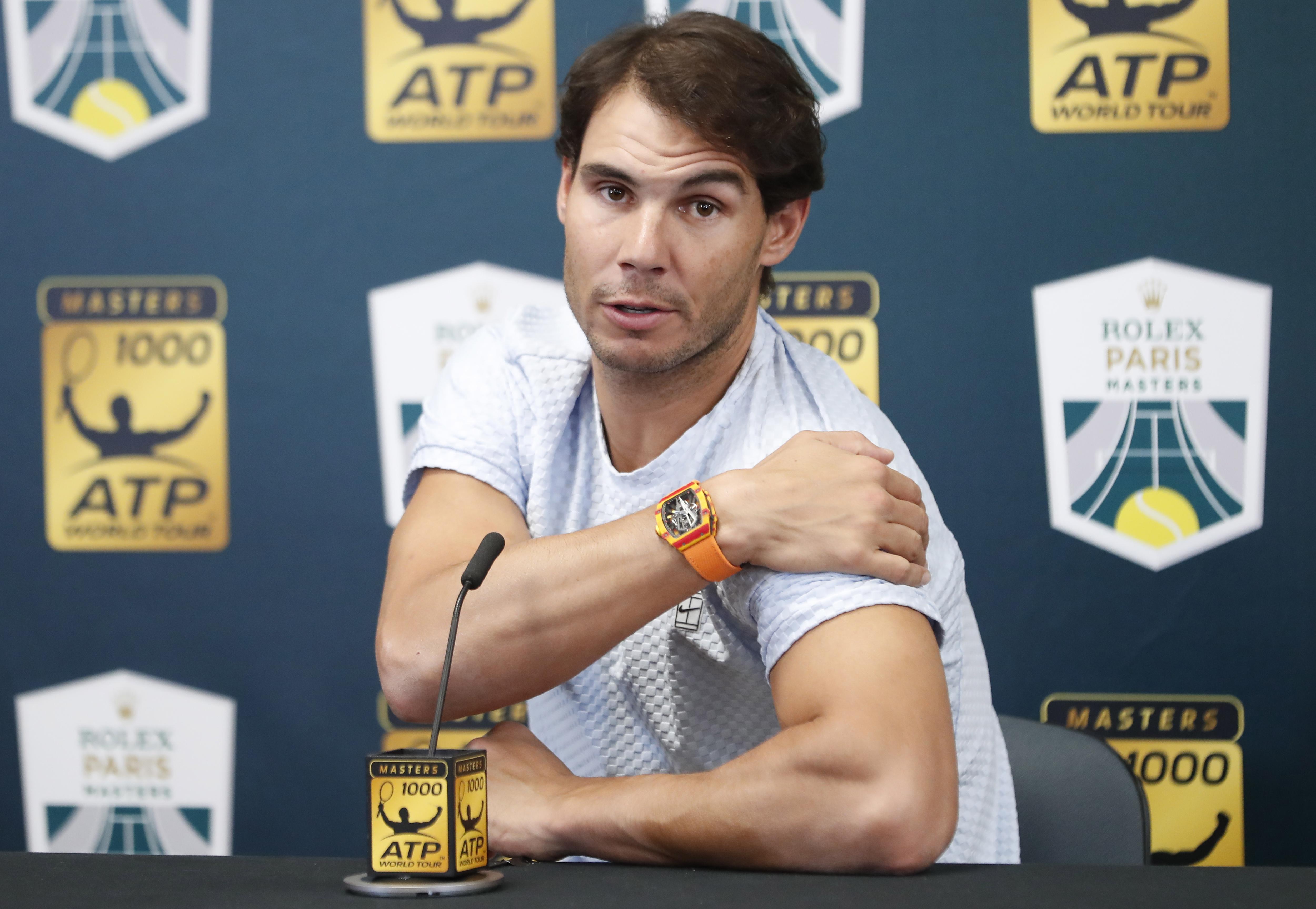 """Nadal otkazao """"masters"""", Ćorić u statusu druge rezerve"""