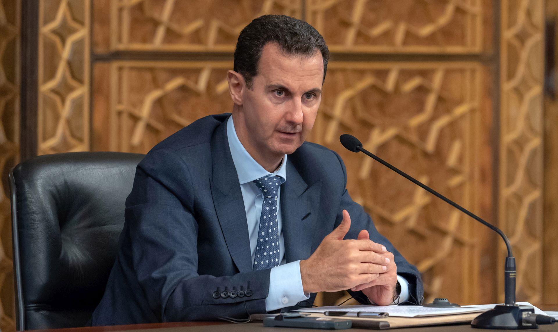 """Sirija ublažava mjere izolacije, Assad se boji """"katastrofe"""""""