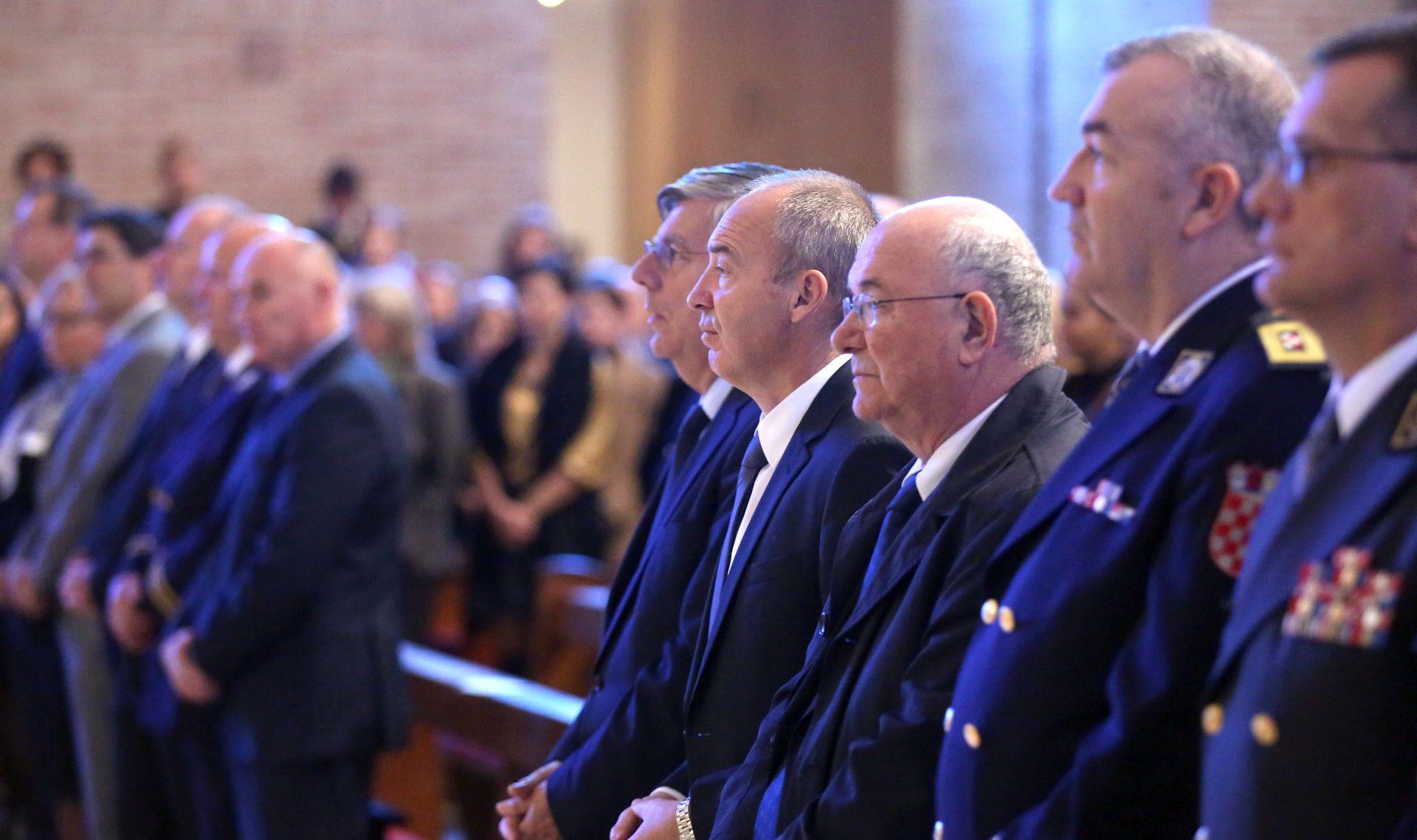 Održana misa zadušnica za poginule branitelje