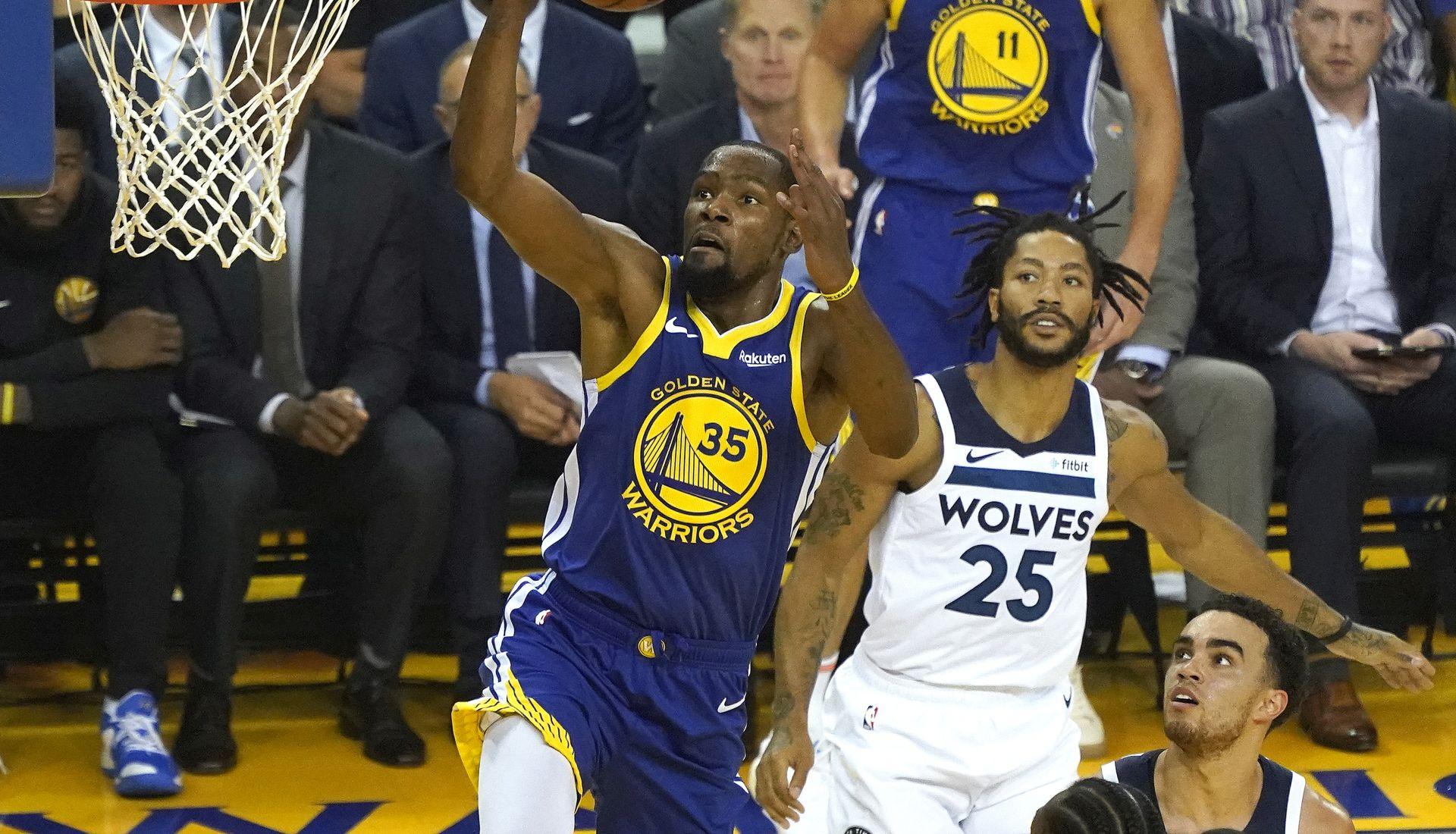 NBA Warriorsi odigrali najlošiju utakmicu sezon