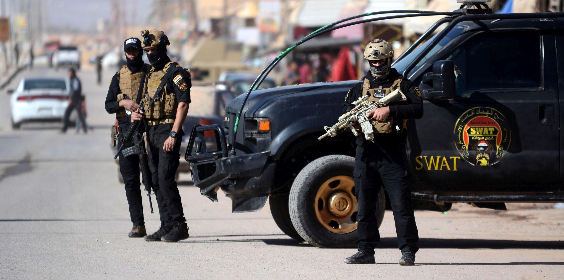 U napadima koalicije na IS u Siriji poginuli većinom civili