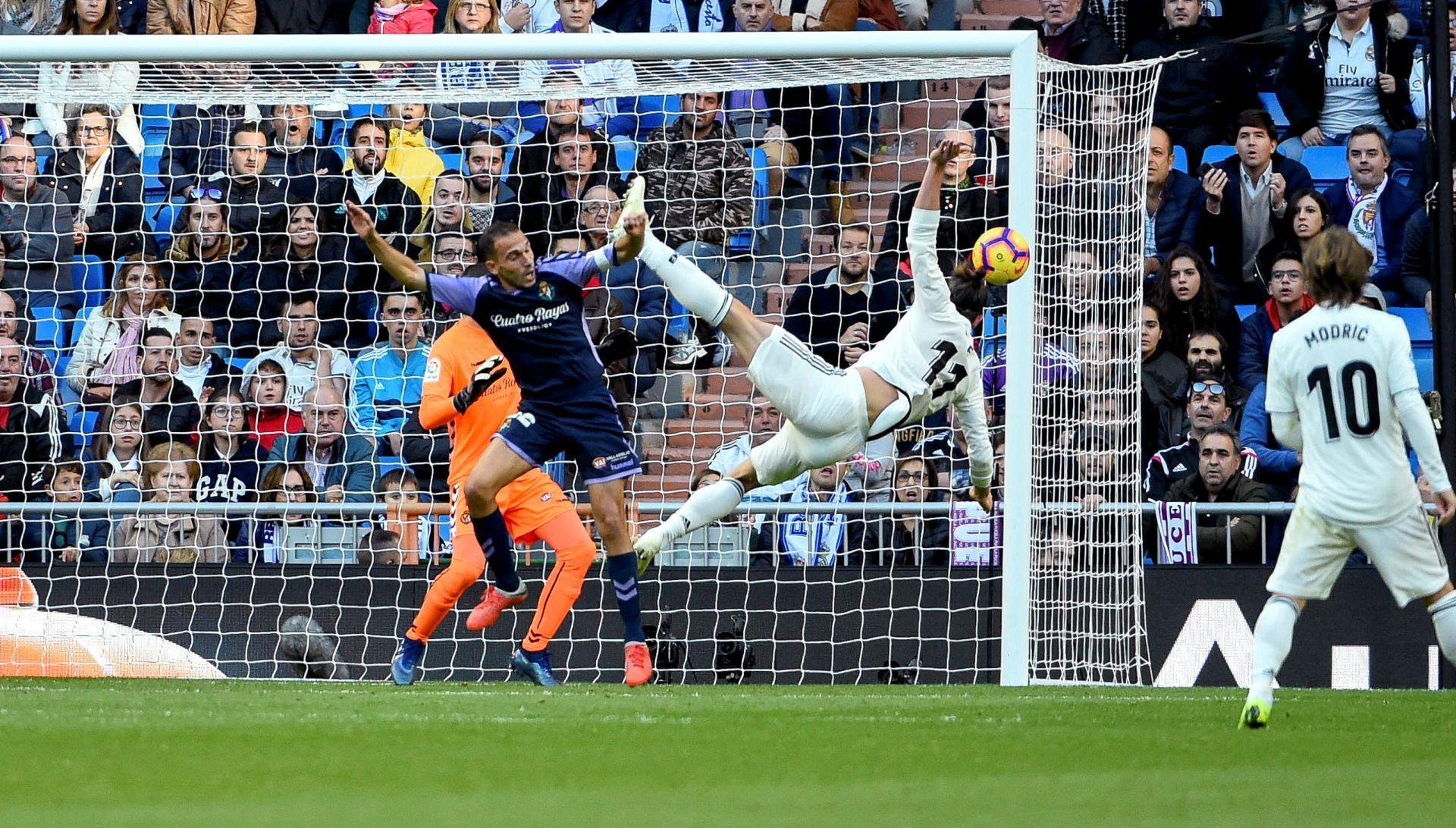 Real u finišu utakmice 'slomio' Valladolid