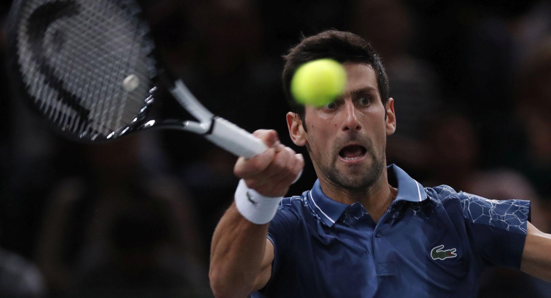 ATP PARIZ Đoković bolji od Federera