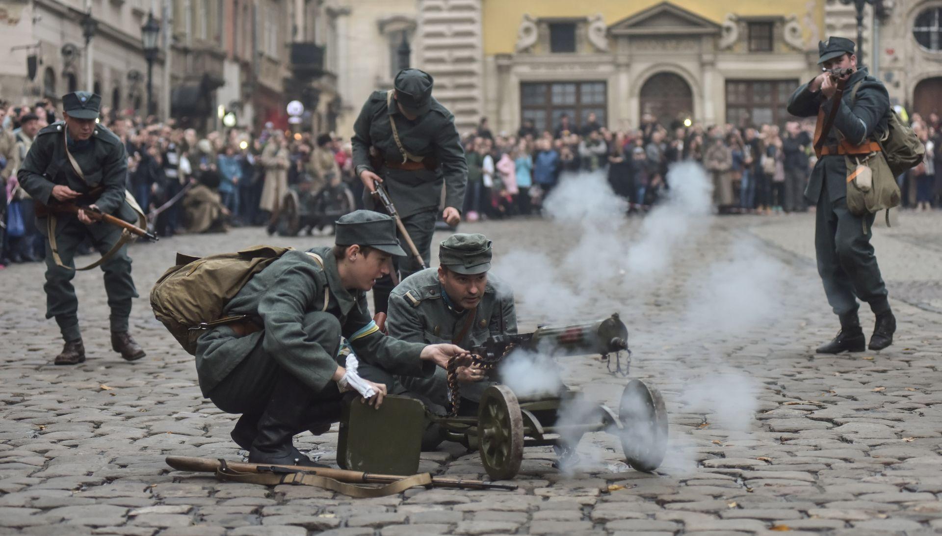 Kako je Veliki rat oblikovao 20. stoljeće