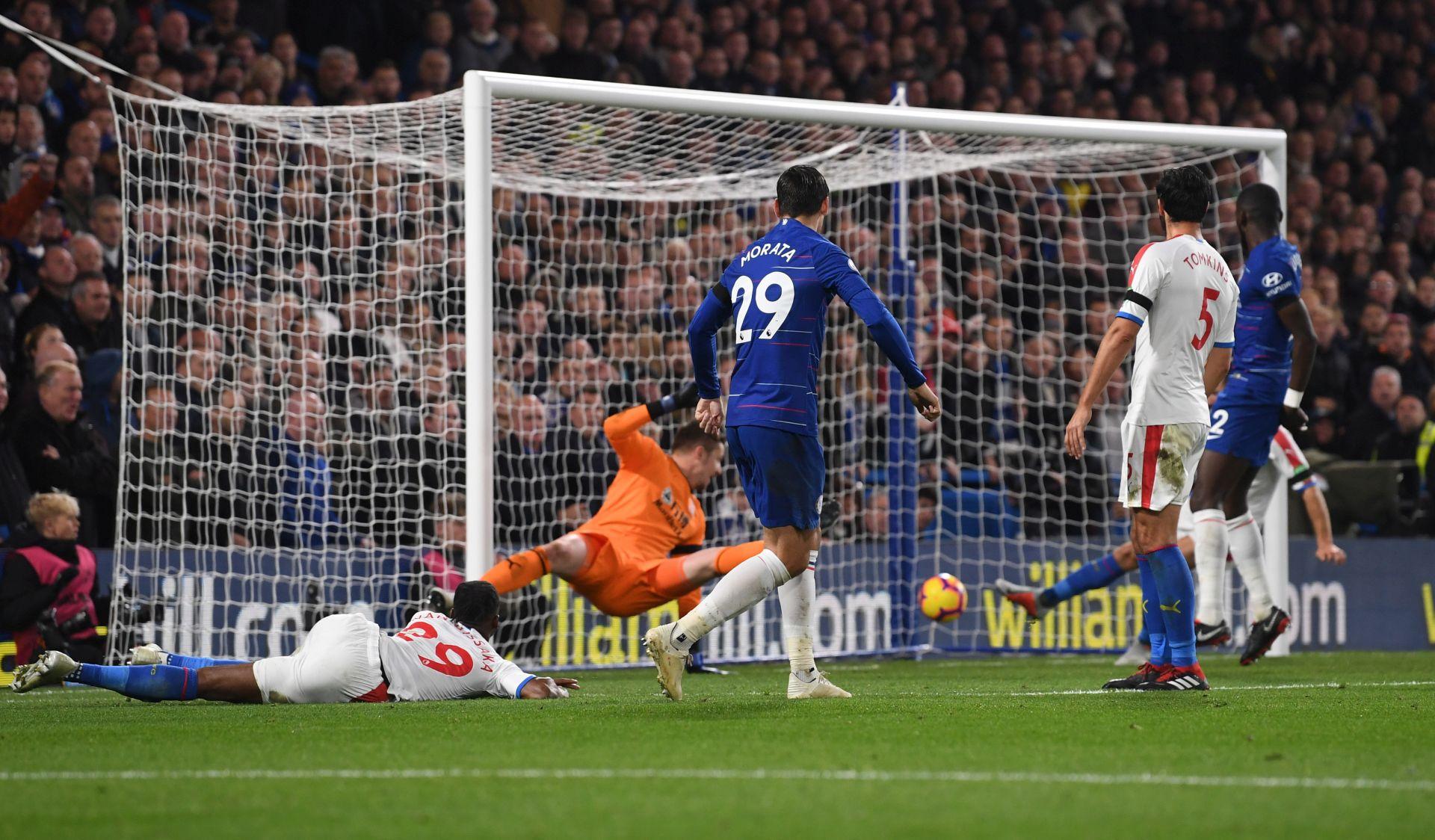 Chelsea pobjedom do drugog mjesta