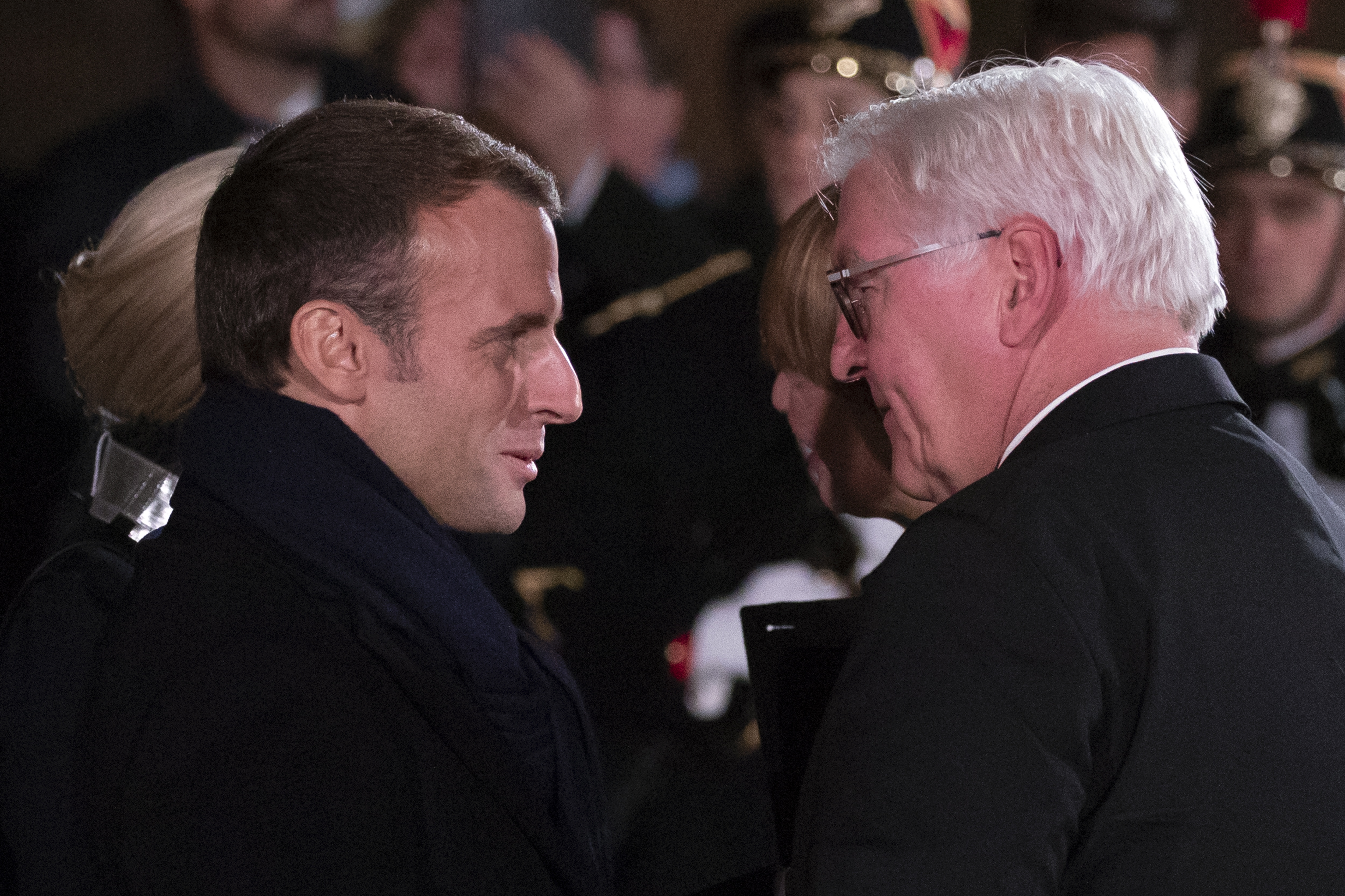 Macron se nada izgraditi EU koaliciju širokog centra