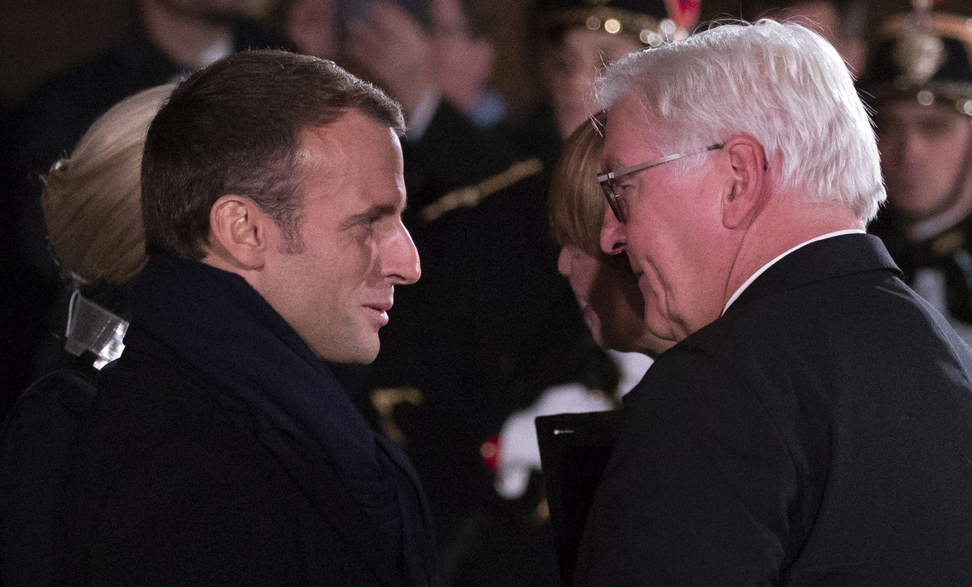 Macron u Strasbourgu krenuo itinirerom Prvog svjetskog rata