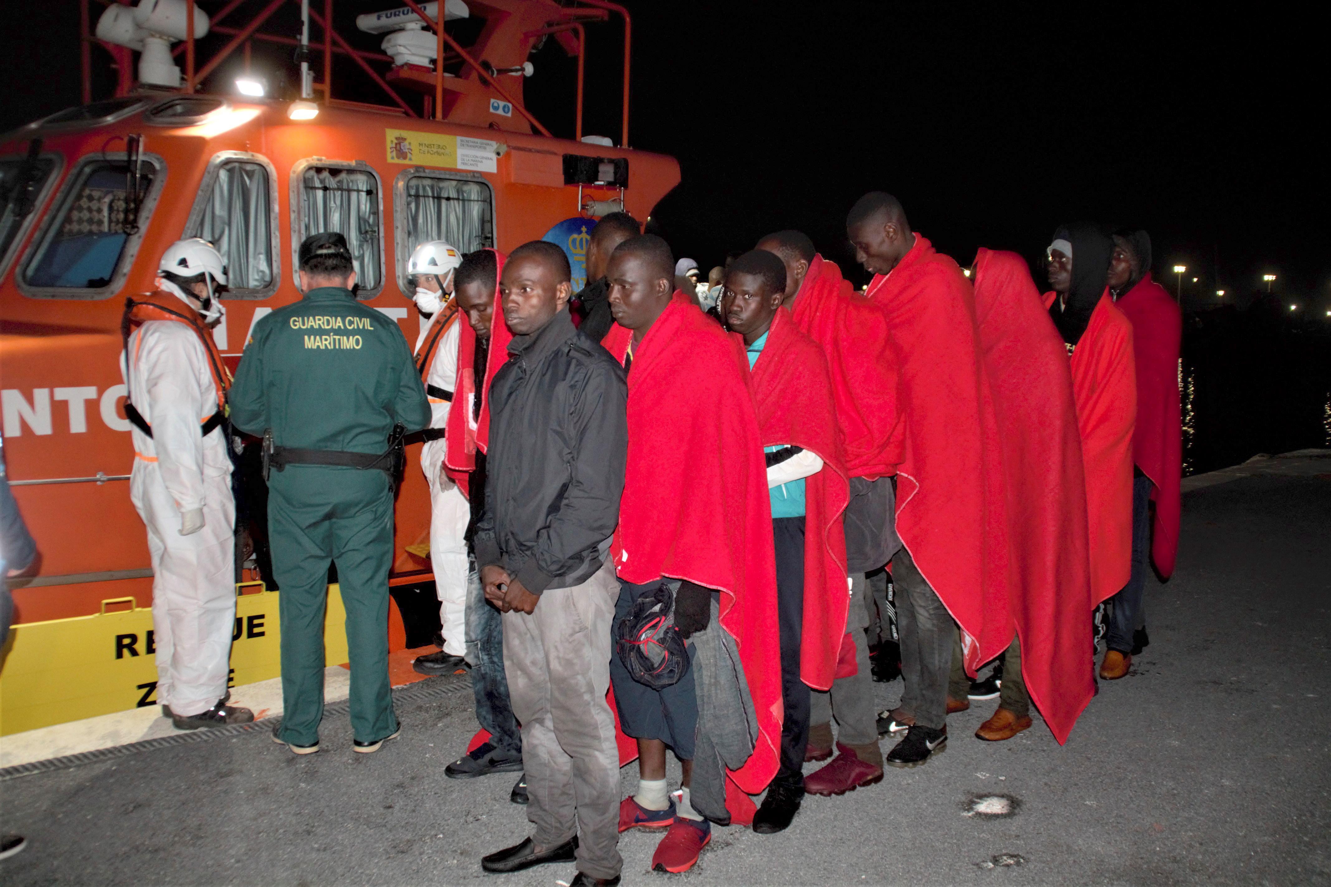 Sedamnaest migranata poginulo u španjolskim vodama