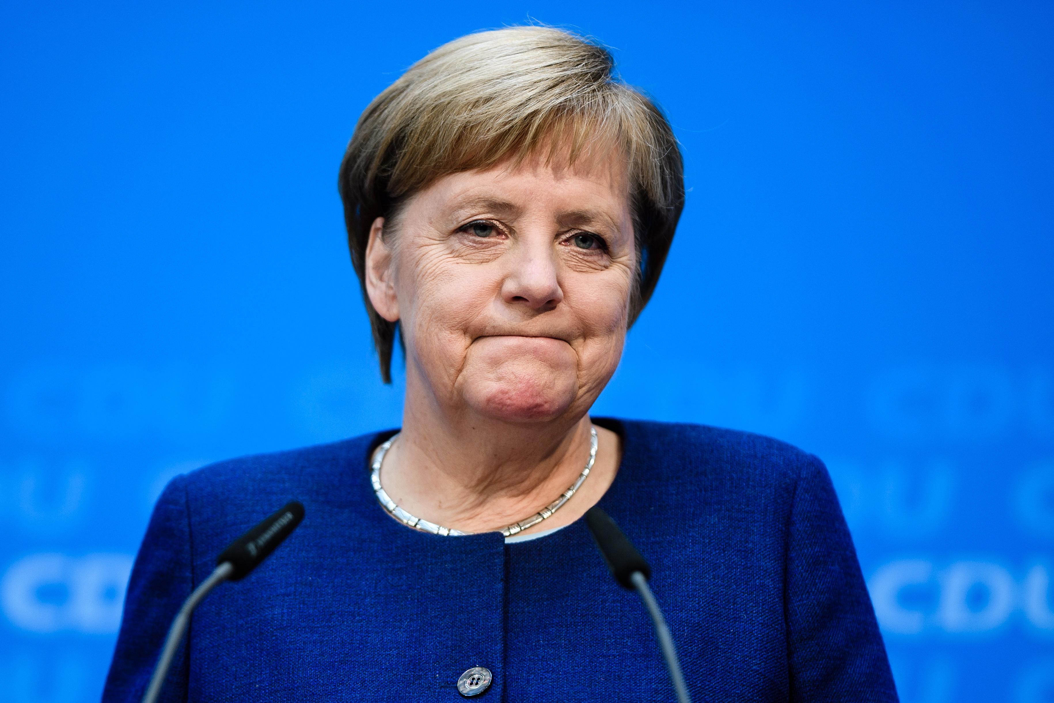Merkel obilježila stoljeće ženskog prava glasa u Njemačkoj