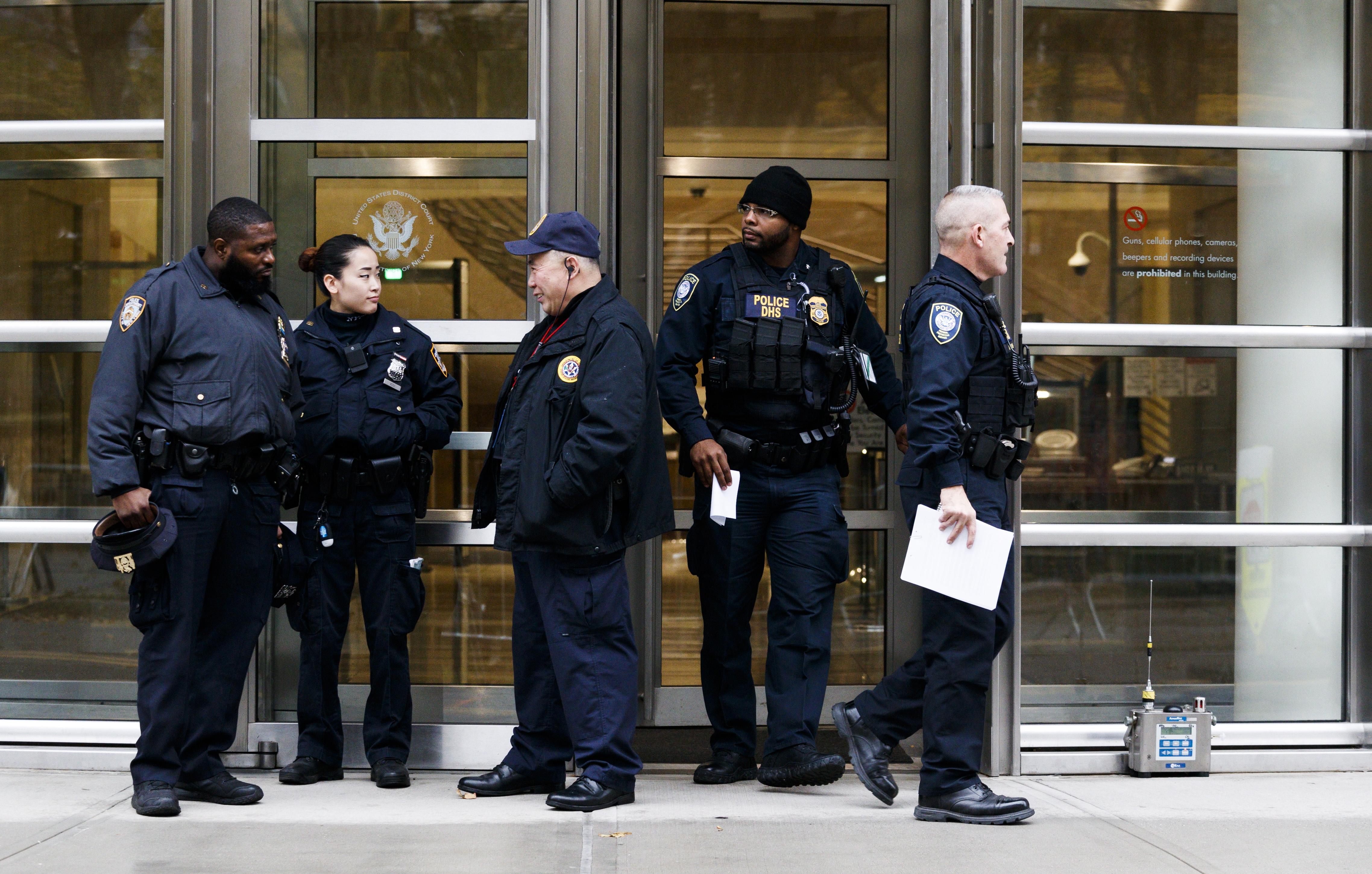 Uz najviše mjere sigurnosti u New Yorku počelo suđenje El Chapu
