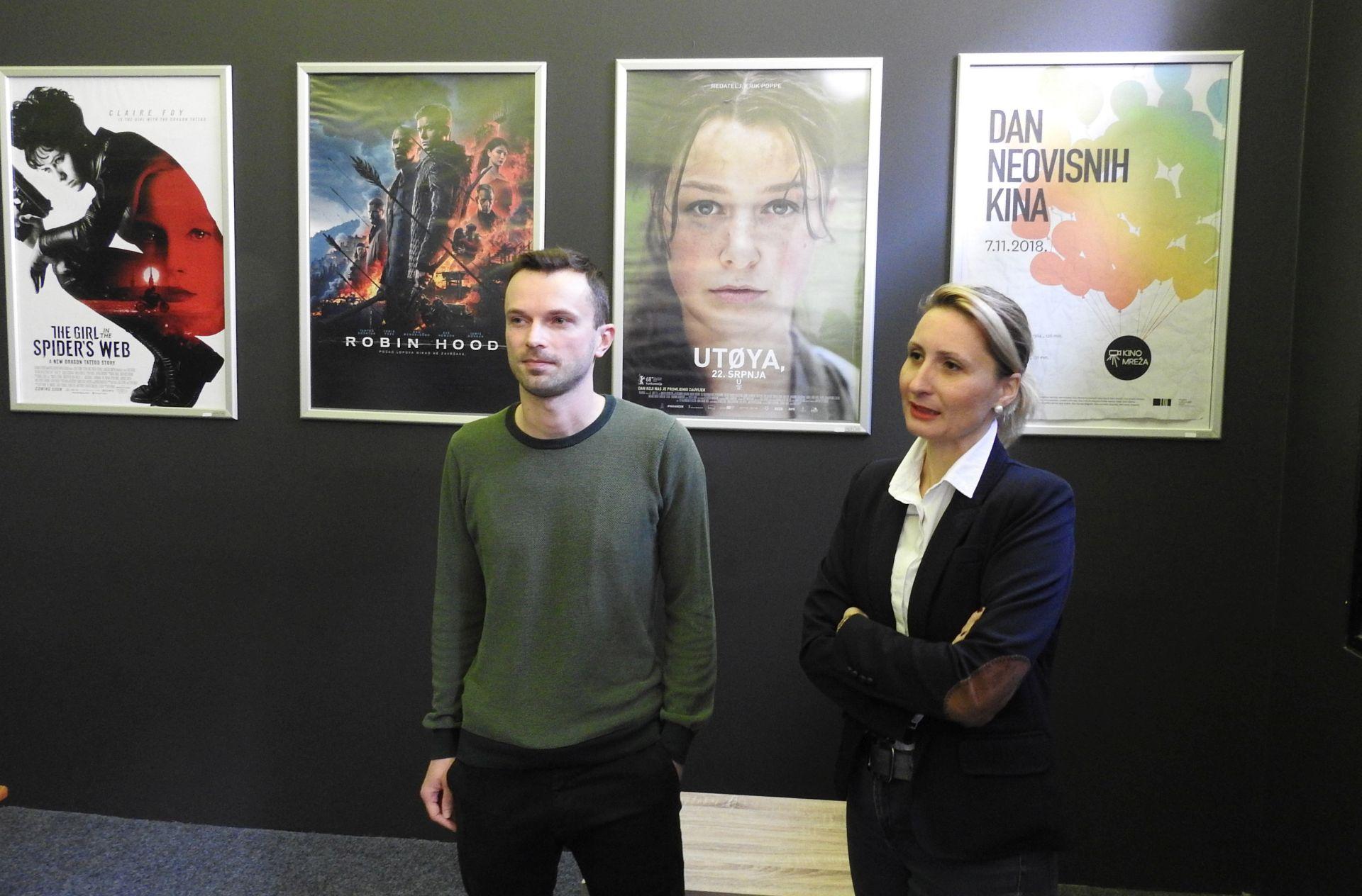 U Varaždinu obilježen Dan neovisnih kina