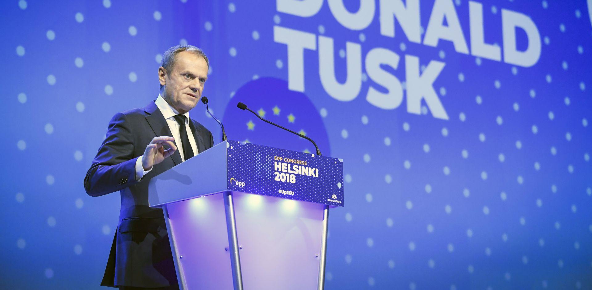 Tusk zakazao izvanredni summit o Brexitu za 25. studenoga