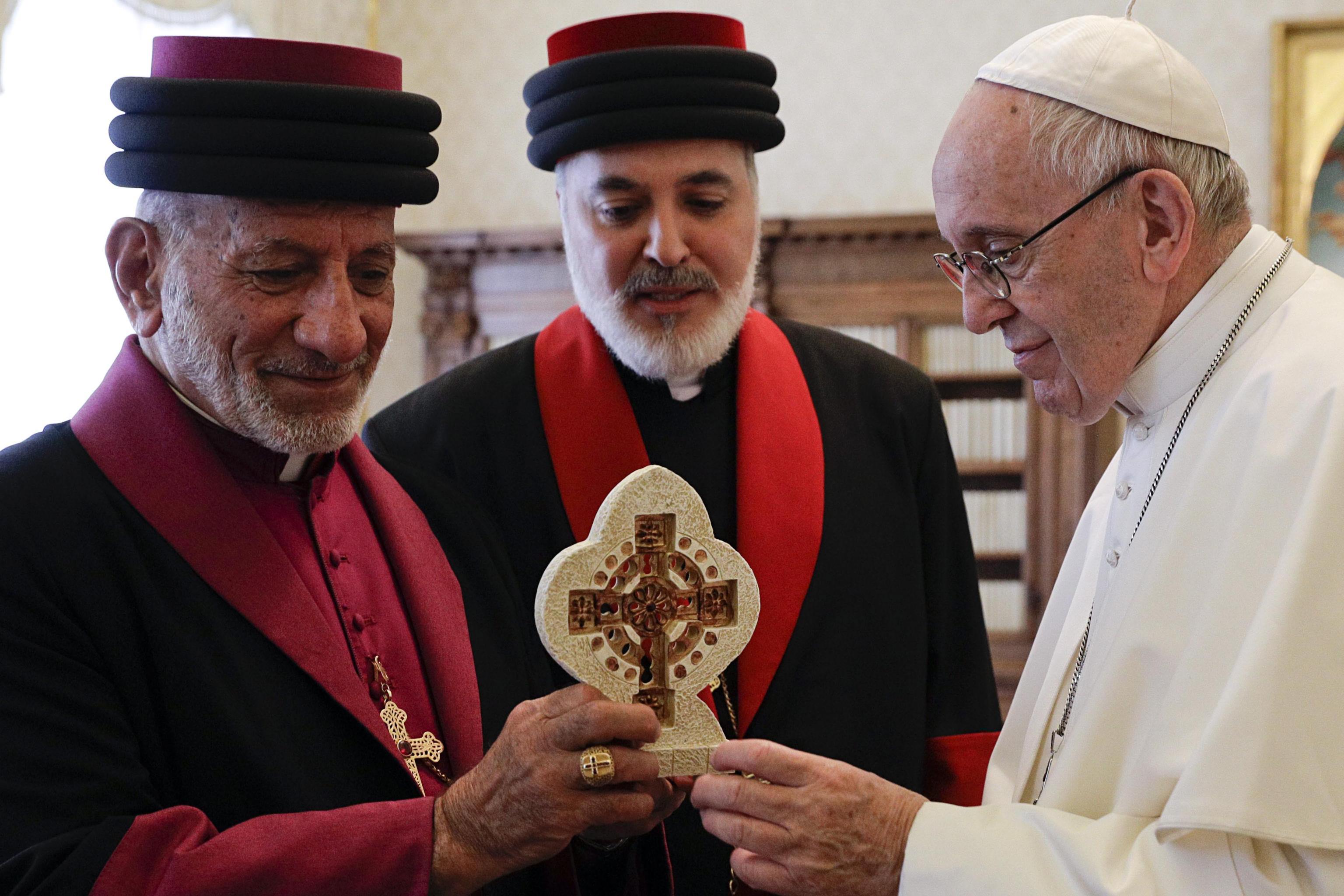 """Papa žali zbog """"sve većeg broja"""" ubijenih kršćana"""