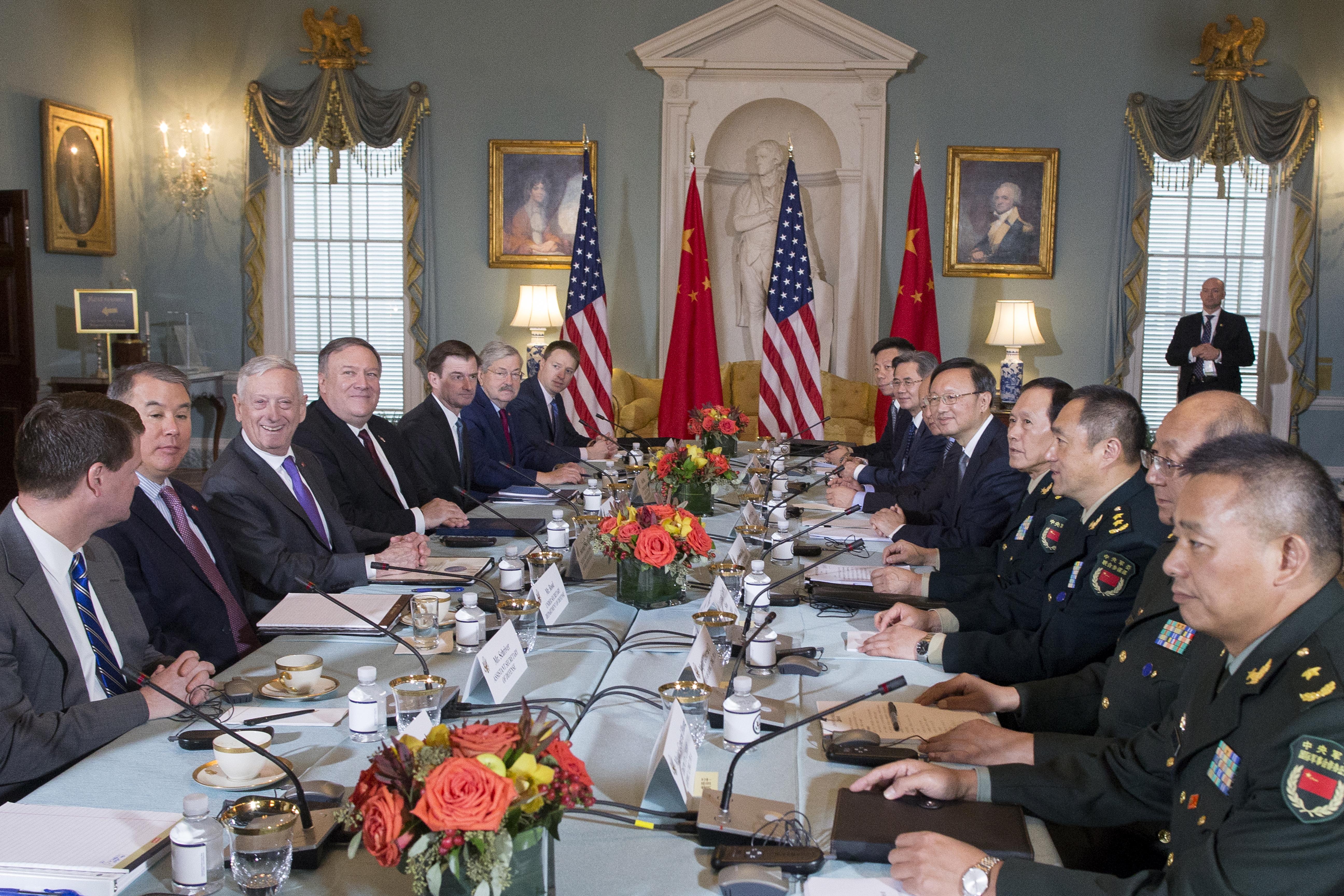 SAD pritišće Kinu da zaustavi militarizaciju Južnog kineskog mora
