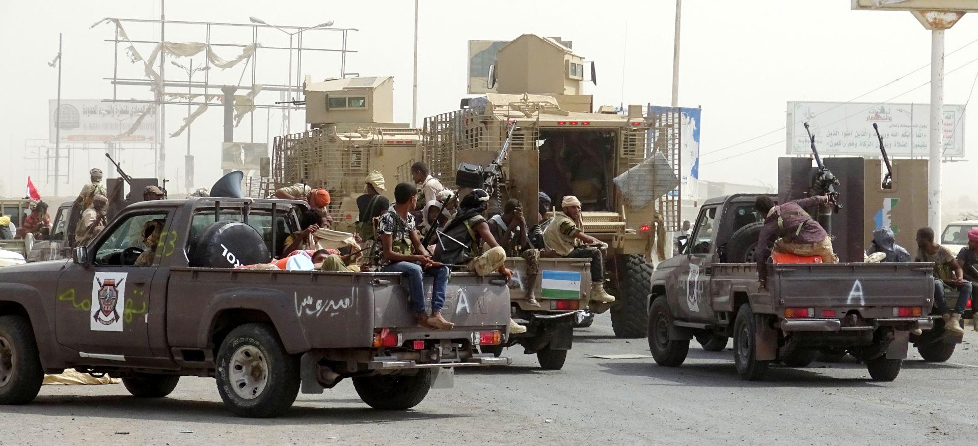 Jemenski Huti objavili prekid raketiranja S. Arabije