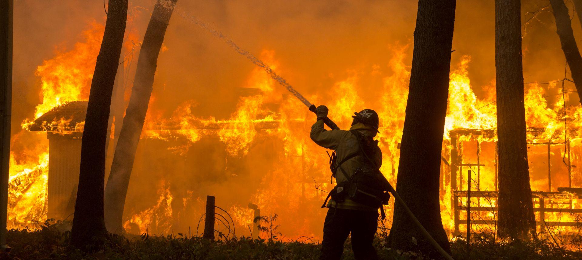 Požari u Kaliforniji i dalje bjesne