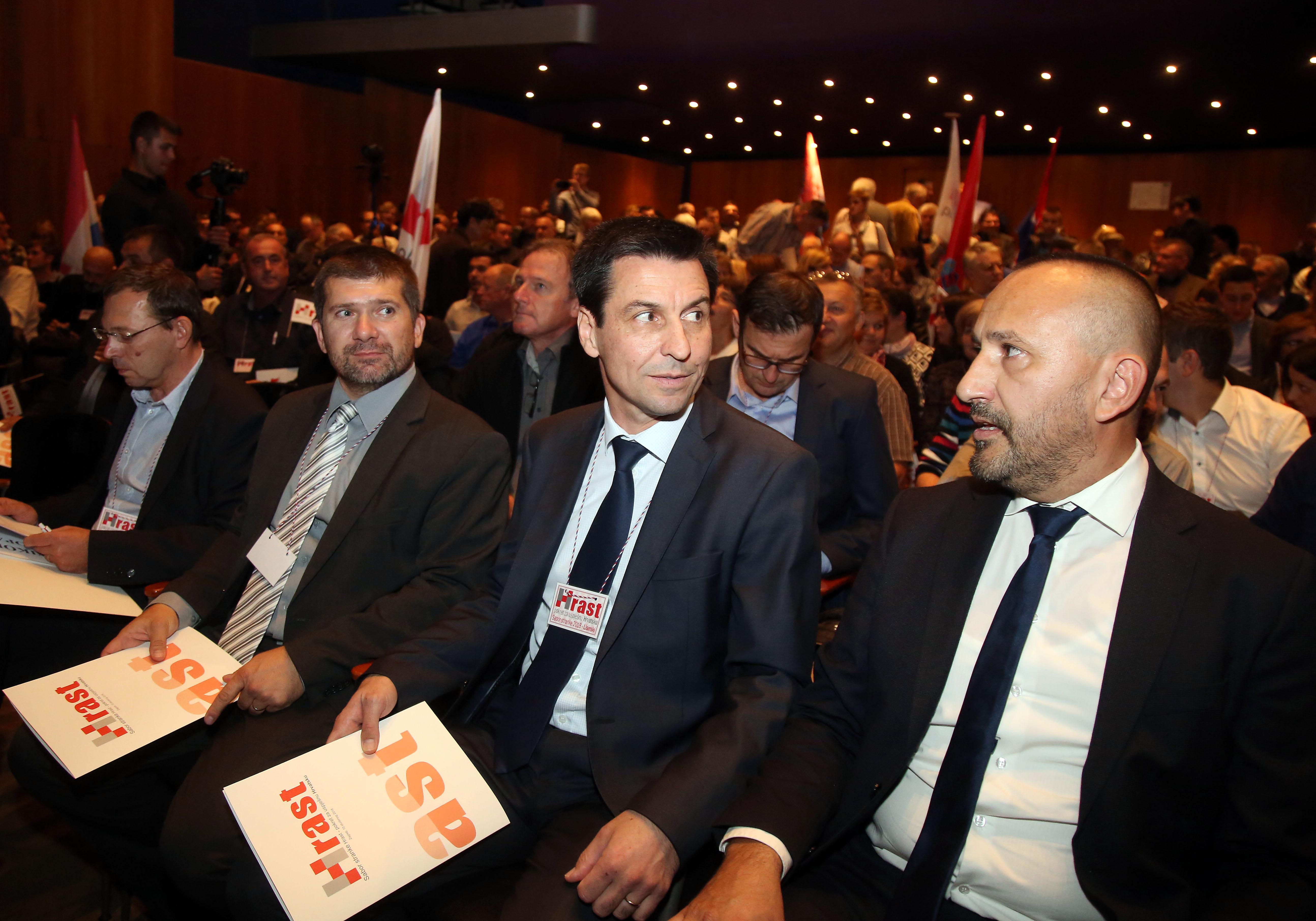 Ilčić iz Hrasta poručio da je protiv Marakeškog sporazuma