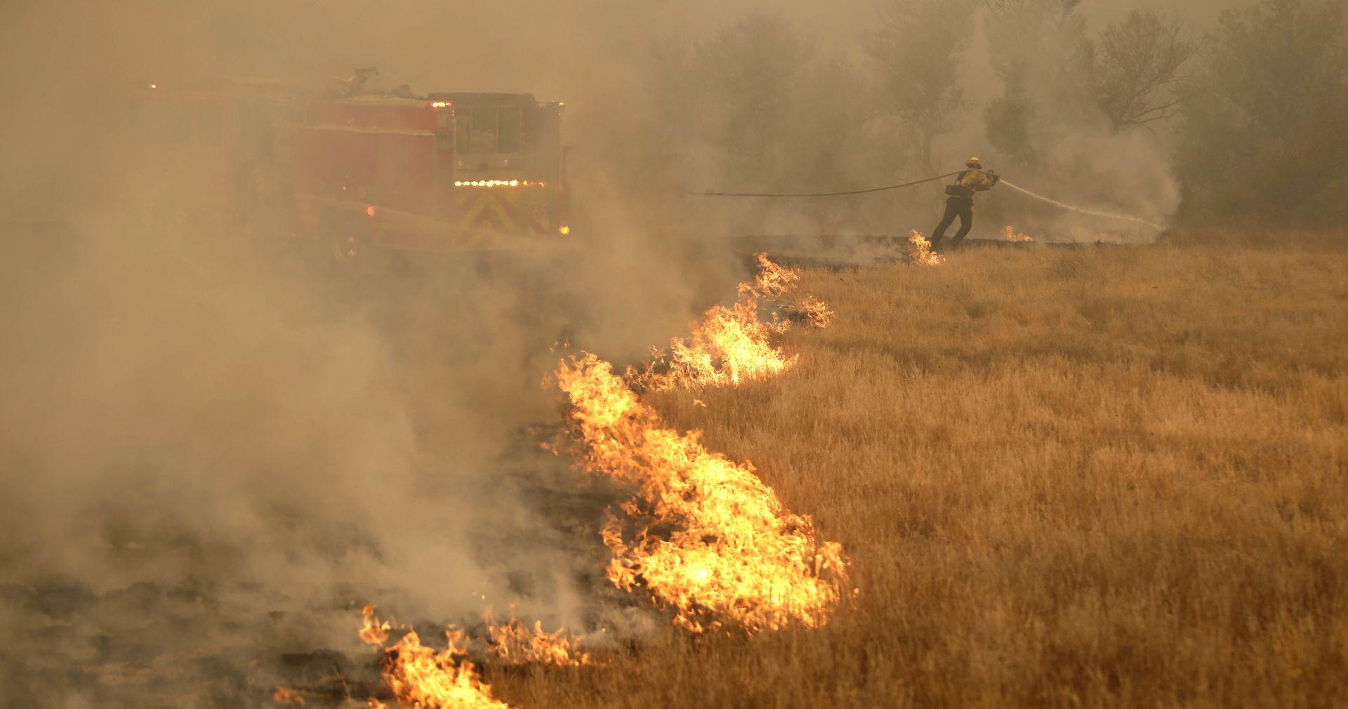 U požaru u SAD-u 42 mrtvih, najviše u povijesti Kalifornije