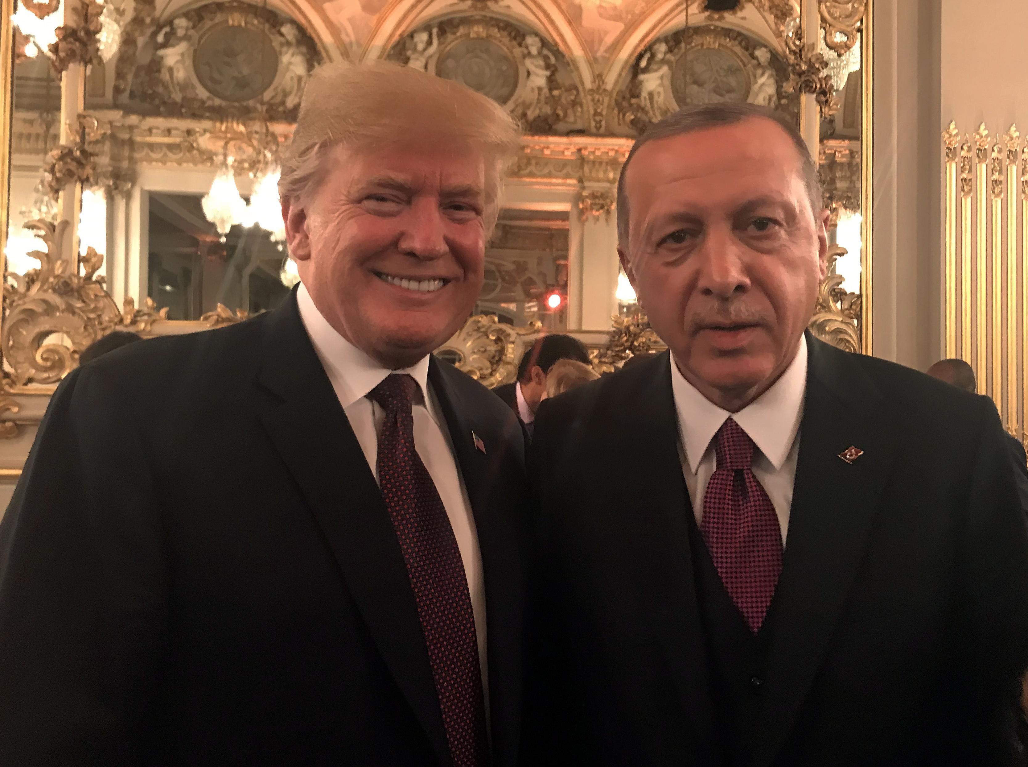 Trump i Erdogan izrazili zabrinutost zbog ruske zapljene ukrajinskih brodova