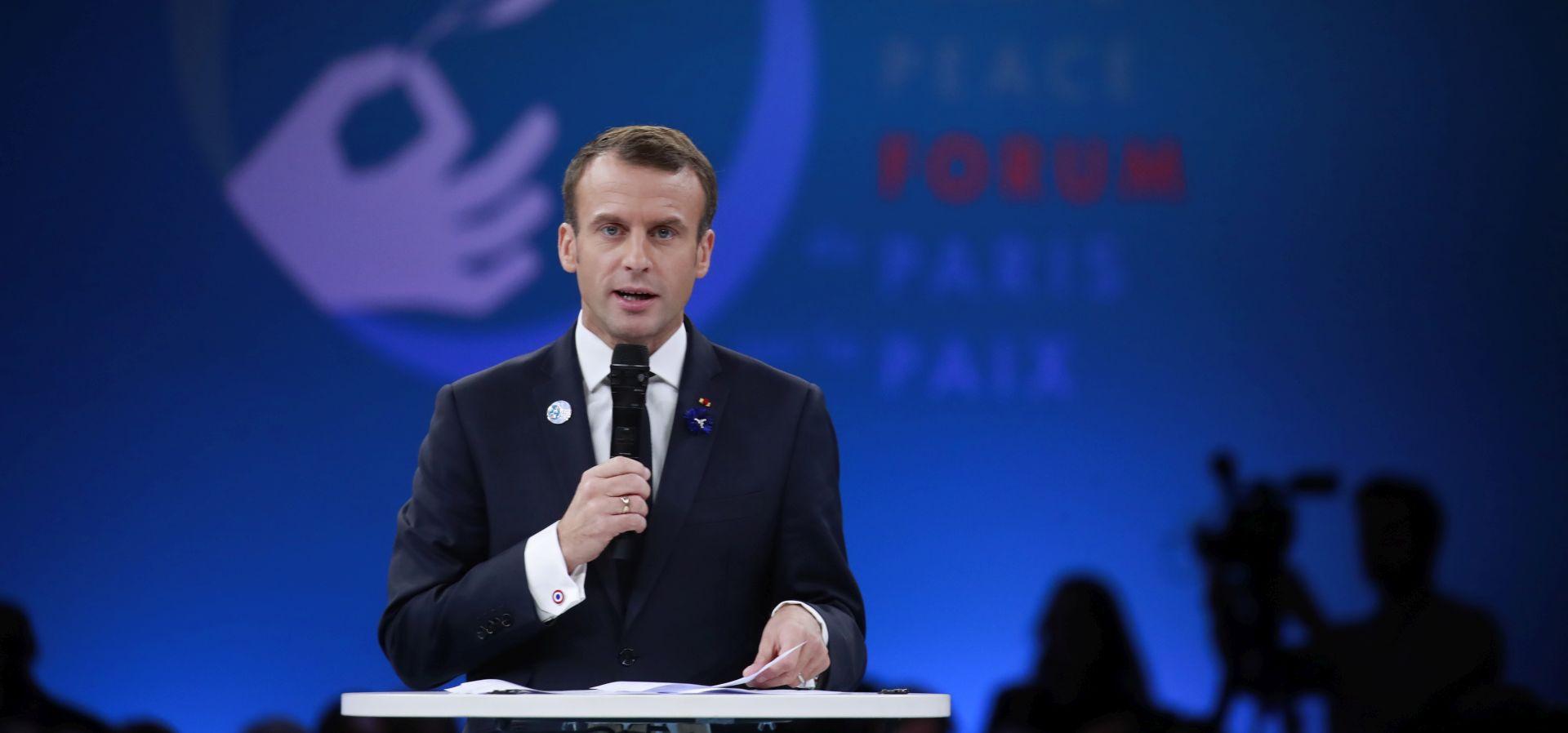 Macron sve nepopularniji, potpora samo 25 posto
