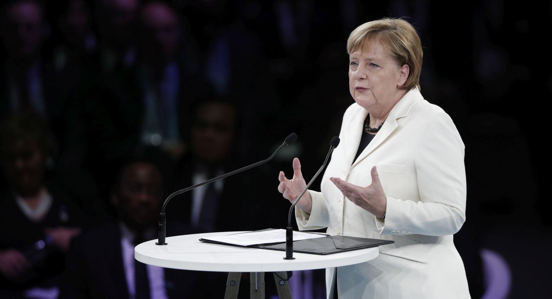 Merkel europarlamentarcima predstavlja svoju viziju budućnosti EU-a