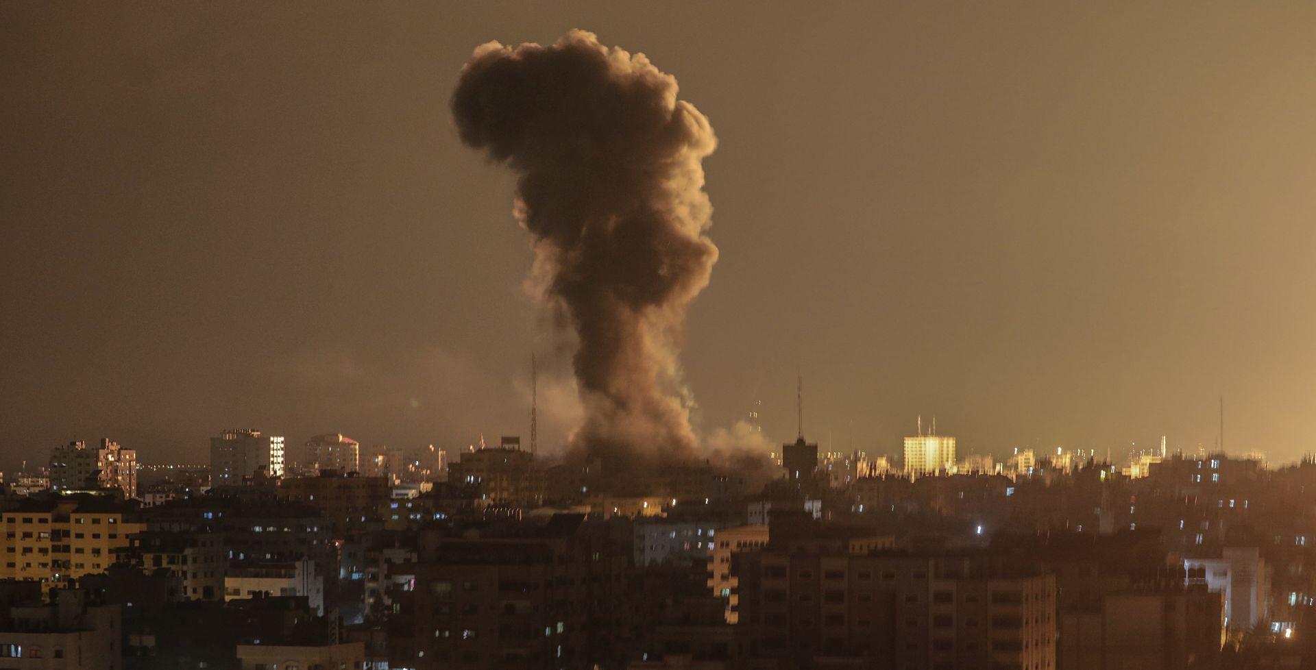 Na granici Izraela i Gaze najžešće borbe od rata 2014.
