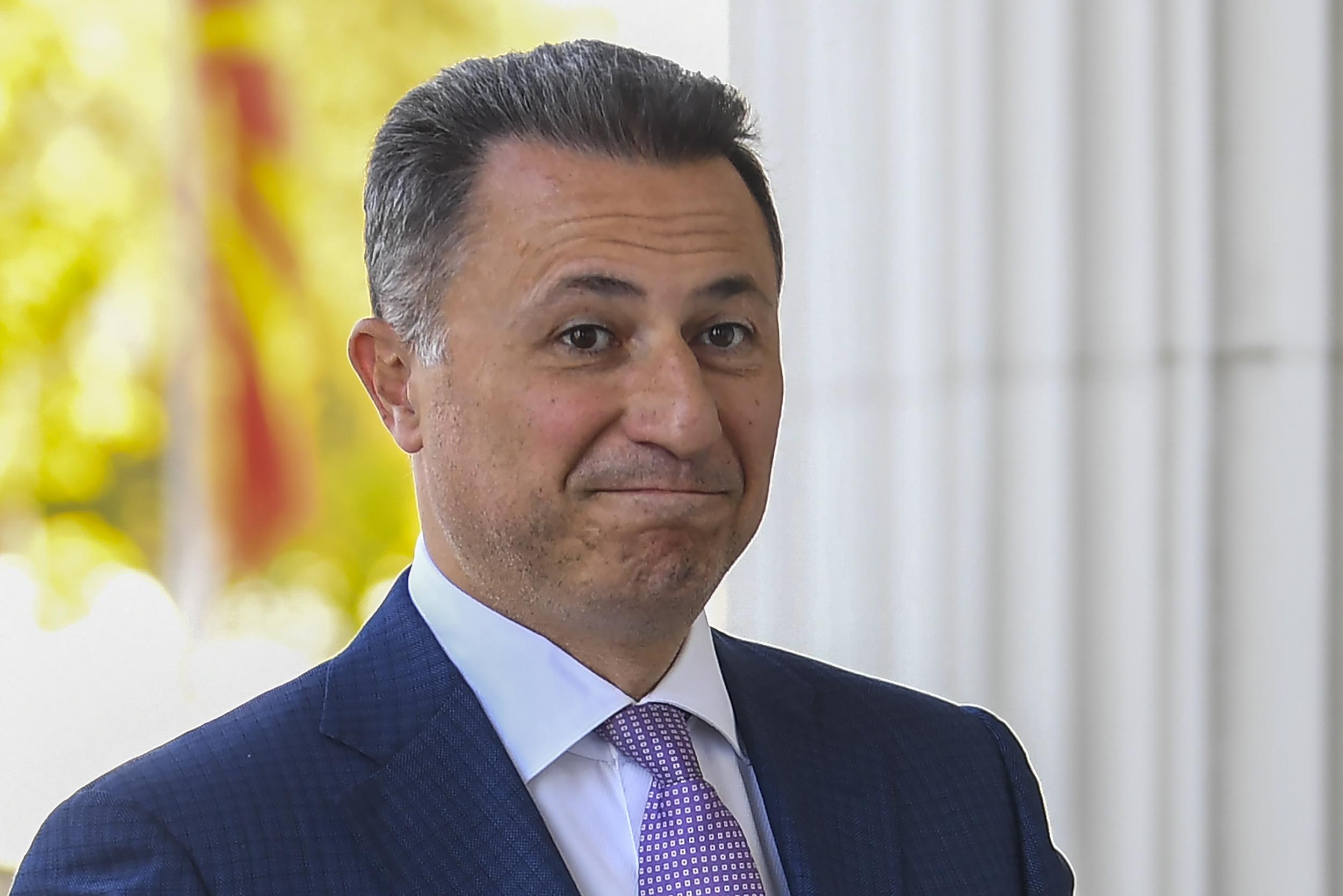 Makedonija zbog Gruevskog uputila prosvjednu notu Mađarskoj