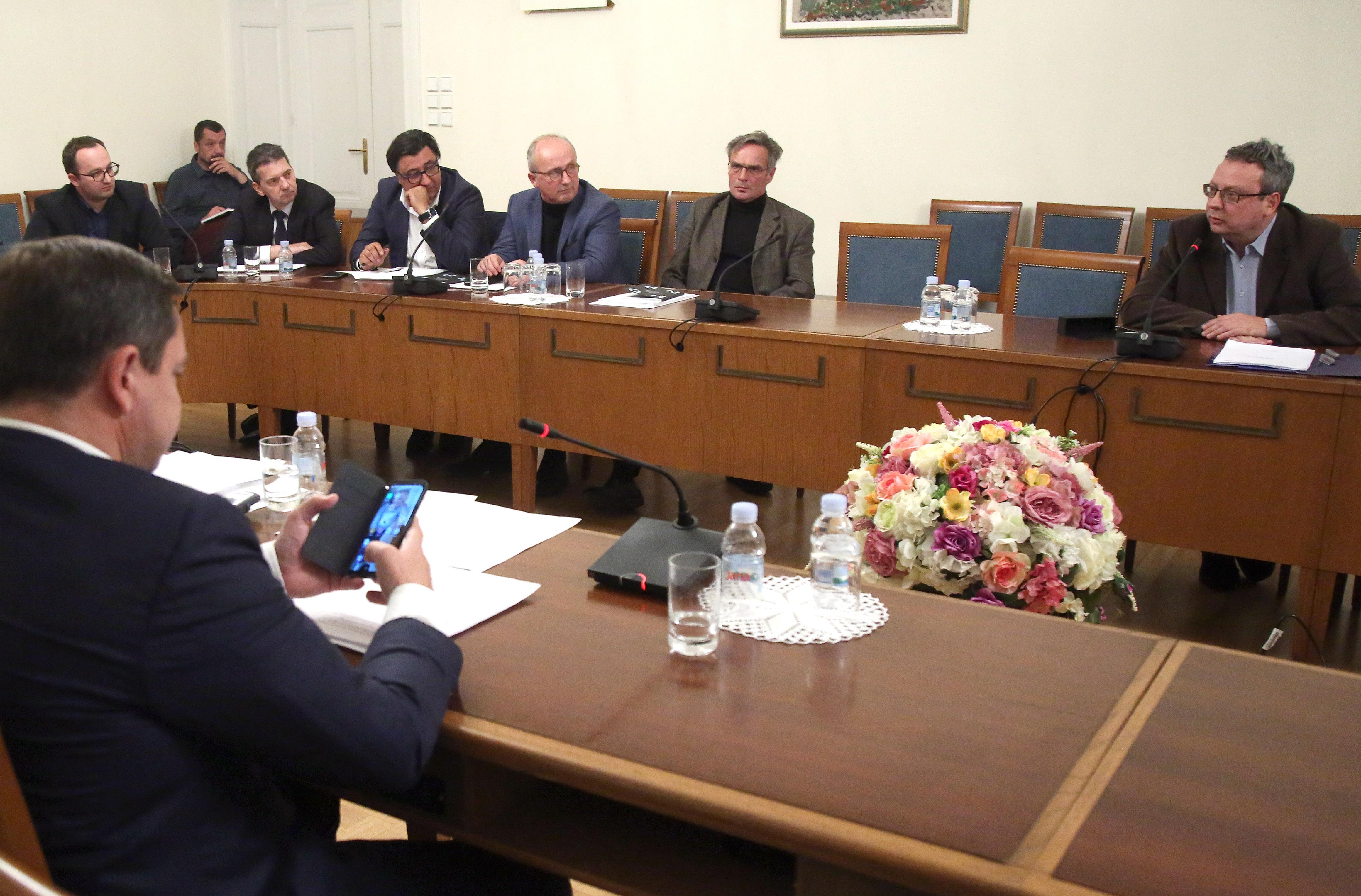 Saborski Odbor za medije prihvatio prijedlog za imenovanje A. Petričušić u NO HRT-a