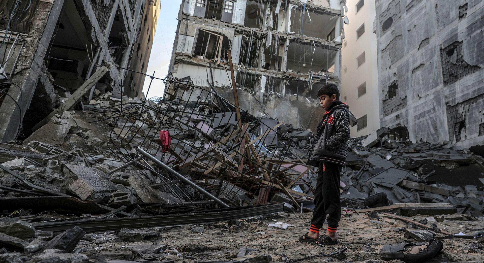 Hamas najavio prekid vatre s Izraelom nakon teškog sukoba u Gazi