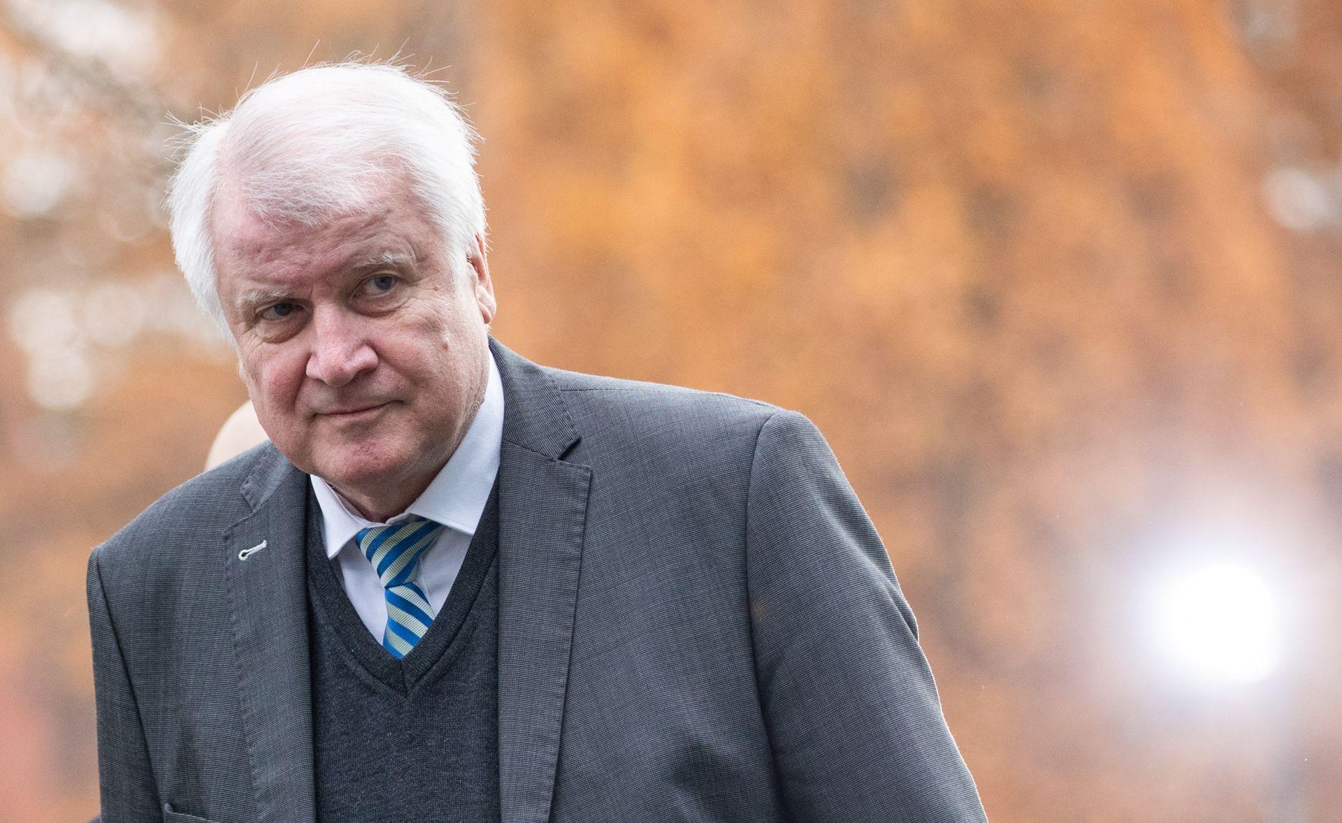 Seehofer 19. siječnja odstupa s mjesta šefa CSU-a