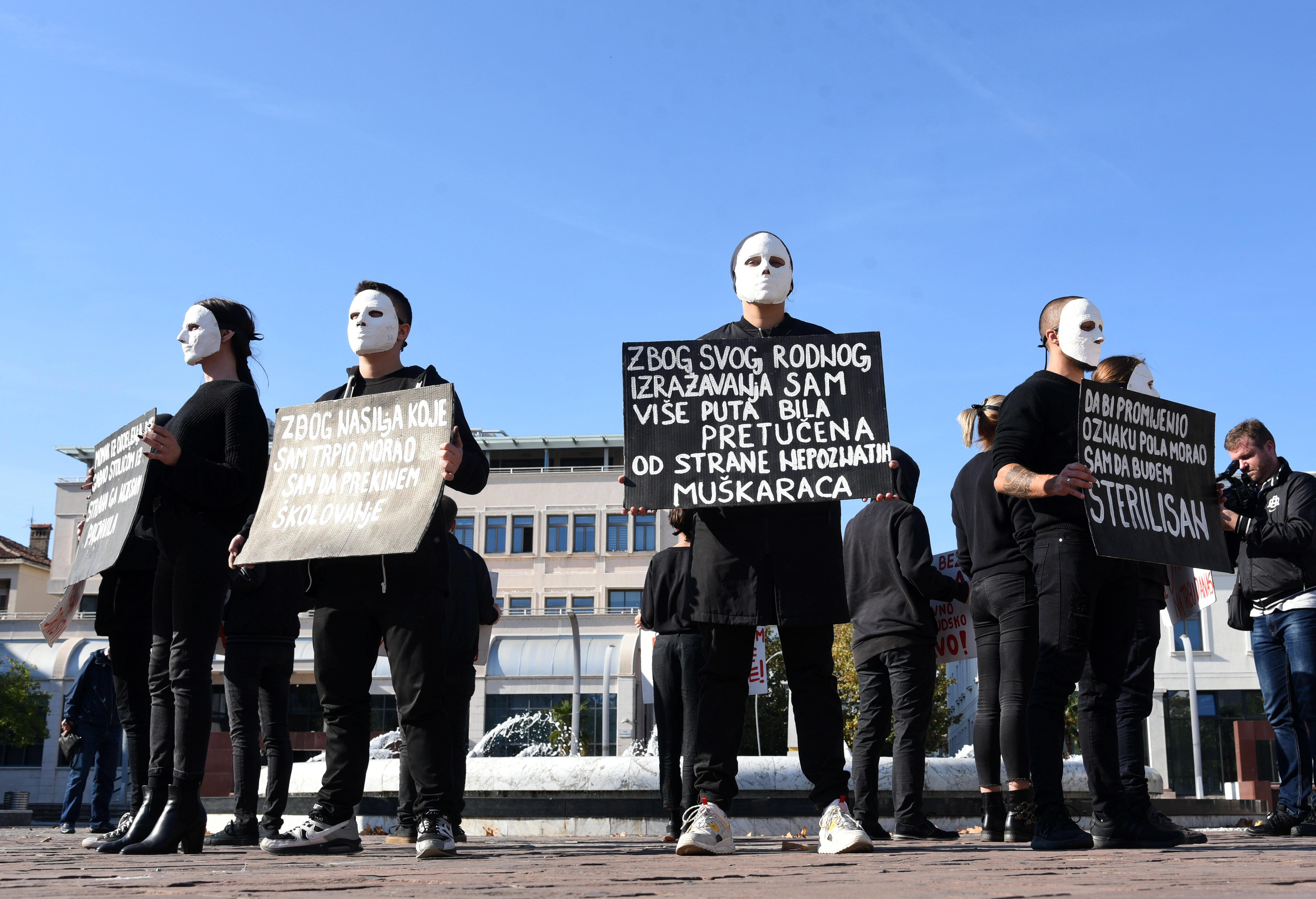 LGBT povorka u Podgorici bez incidenata