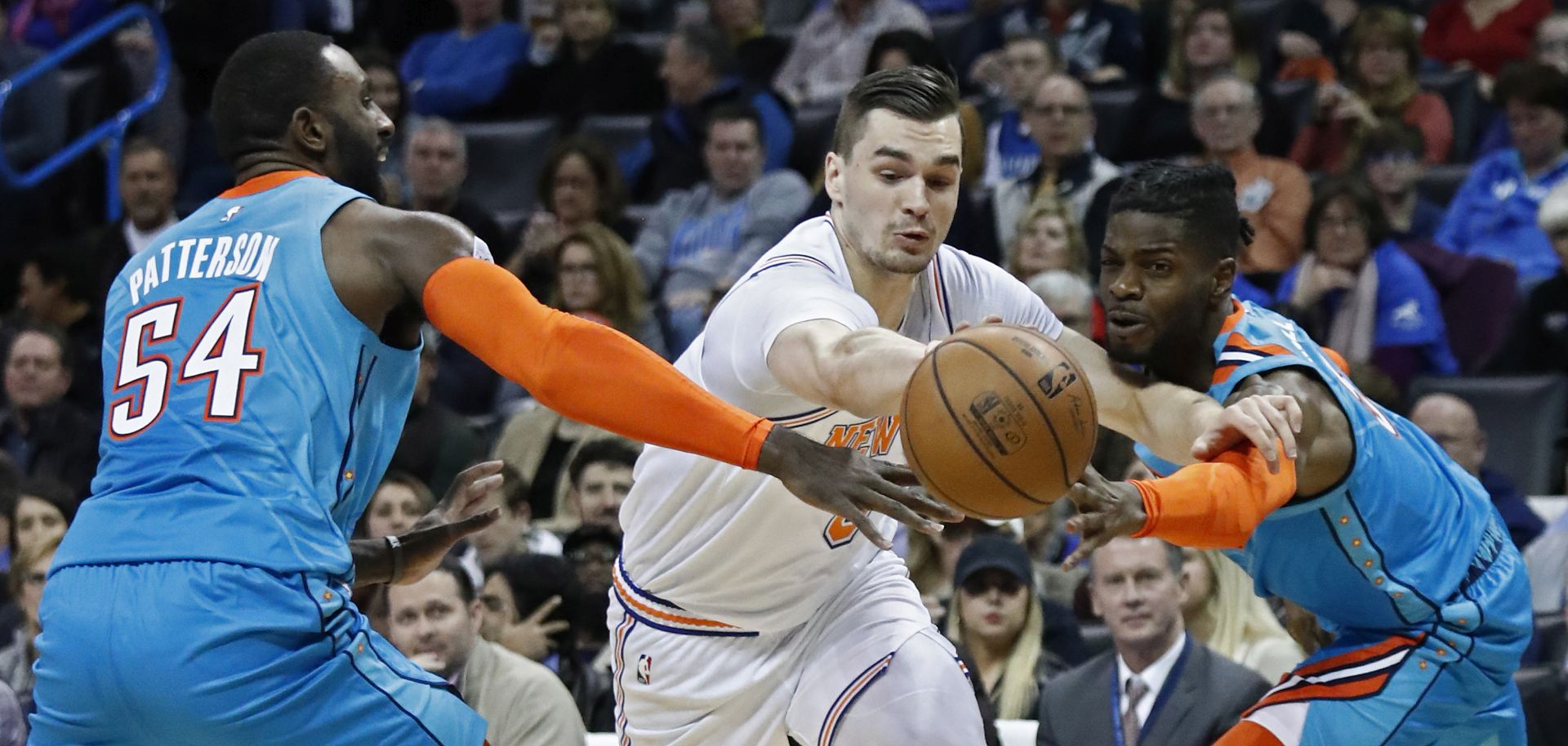 NBA: Double-double Hezonje u porazu Portlanda, devet koševa Šarića u pobjedi Phoenixa