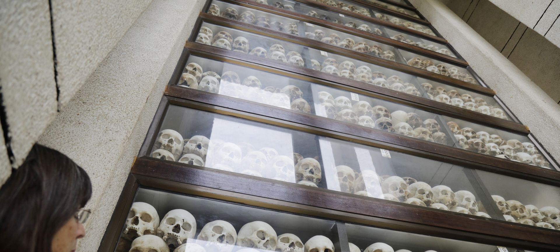 KAMBODŽA Prva presuda protv Crvenih Kmera za genocid