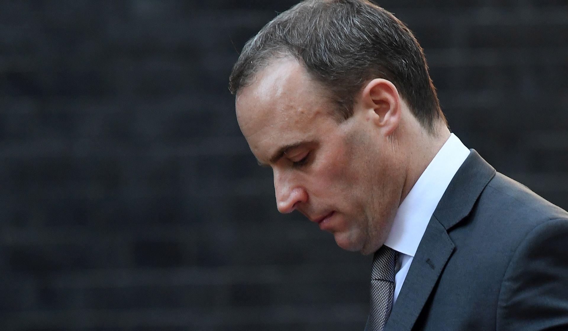 Britanski ministar za Brexit podnio ostavku