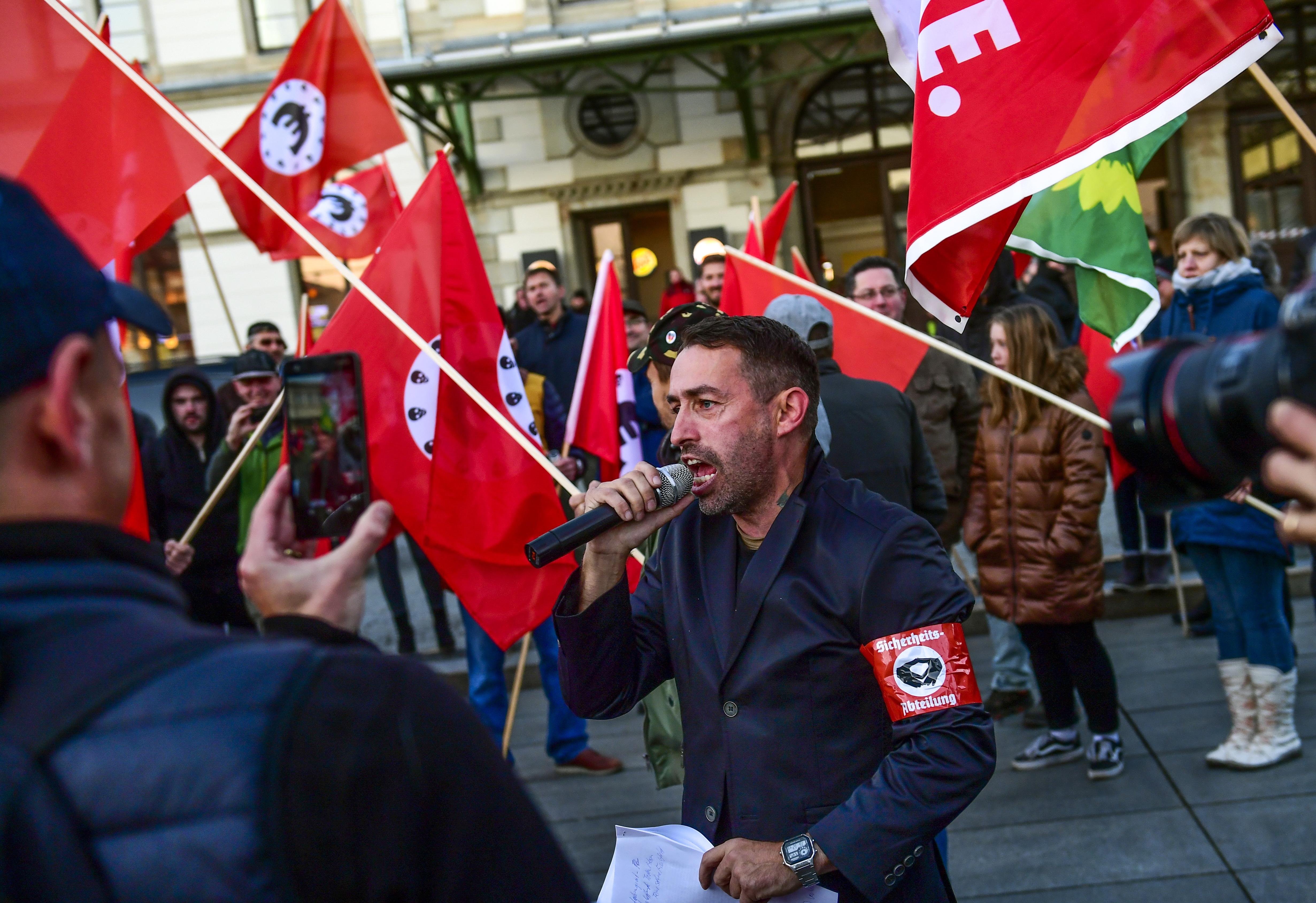 Merkel u Chemnitzu branila migrantsku politiku