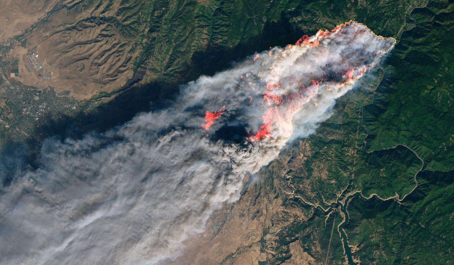 Neke žrtve požara u Kaliforniji možda nikada neće biti pronađene
