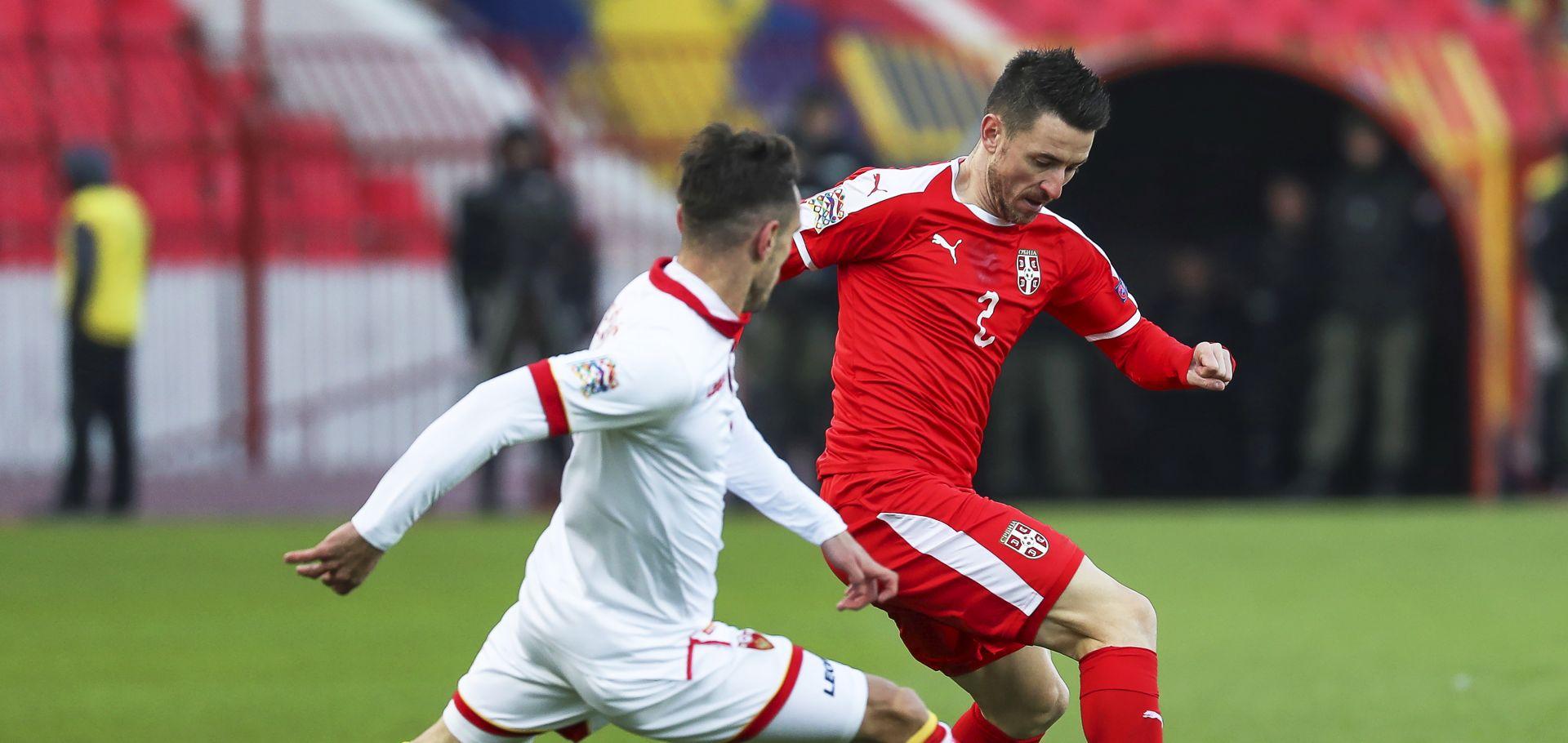 LIGA NACIJA Srbija slavila protiv Crnogoraca