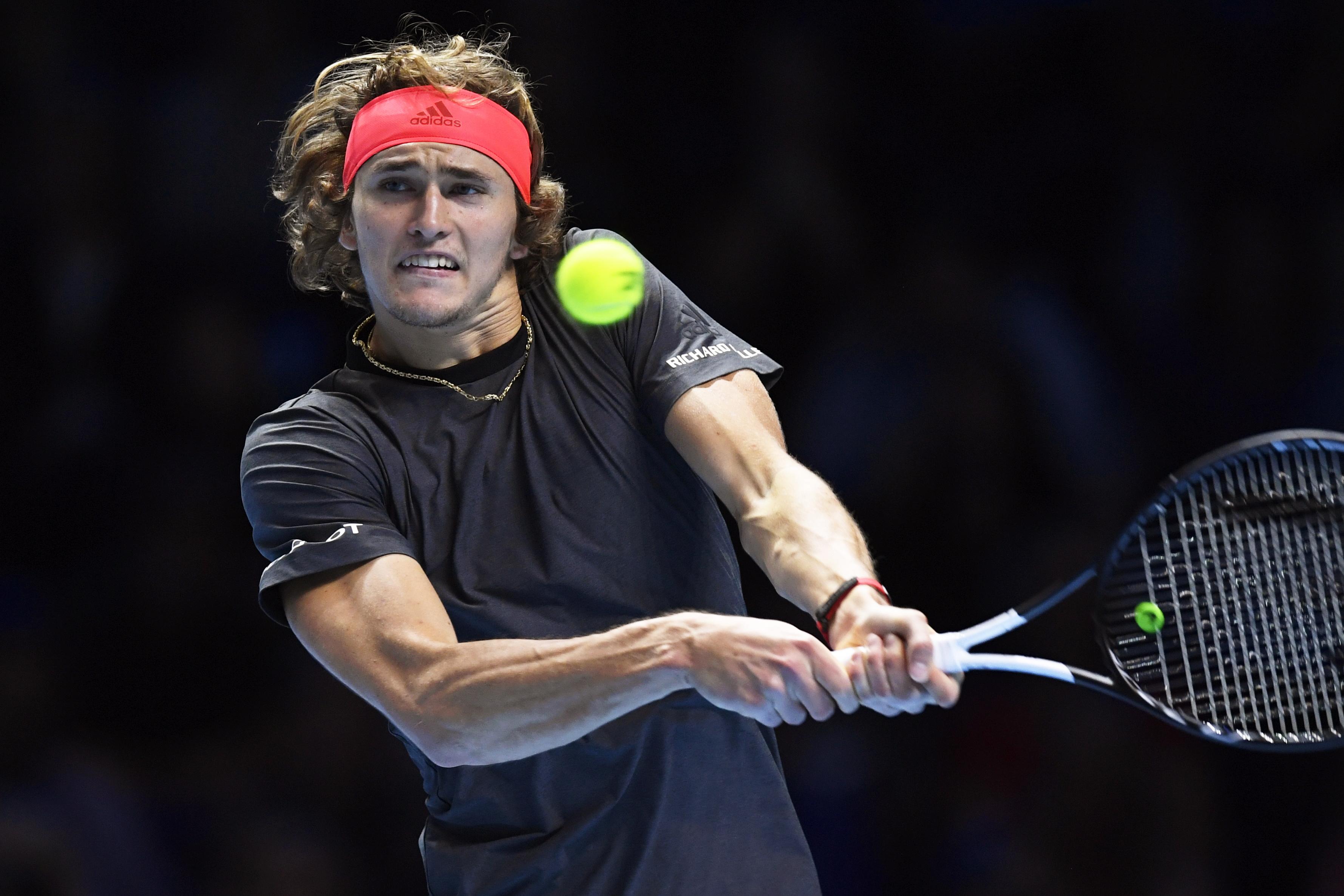 ATP MASTERS Zverev bolji od Đokovića u finalu