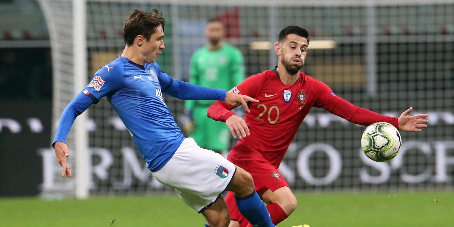 LIGA NACIJA Portugal na Final Fouru