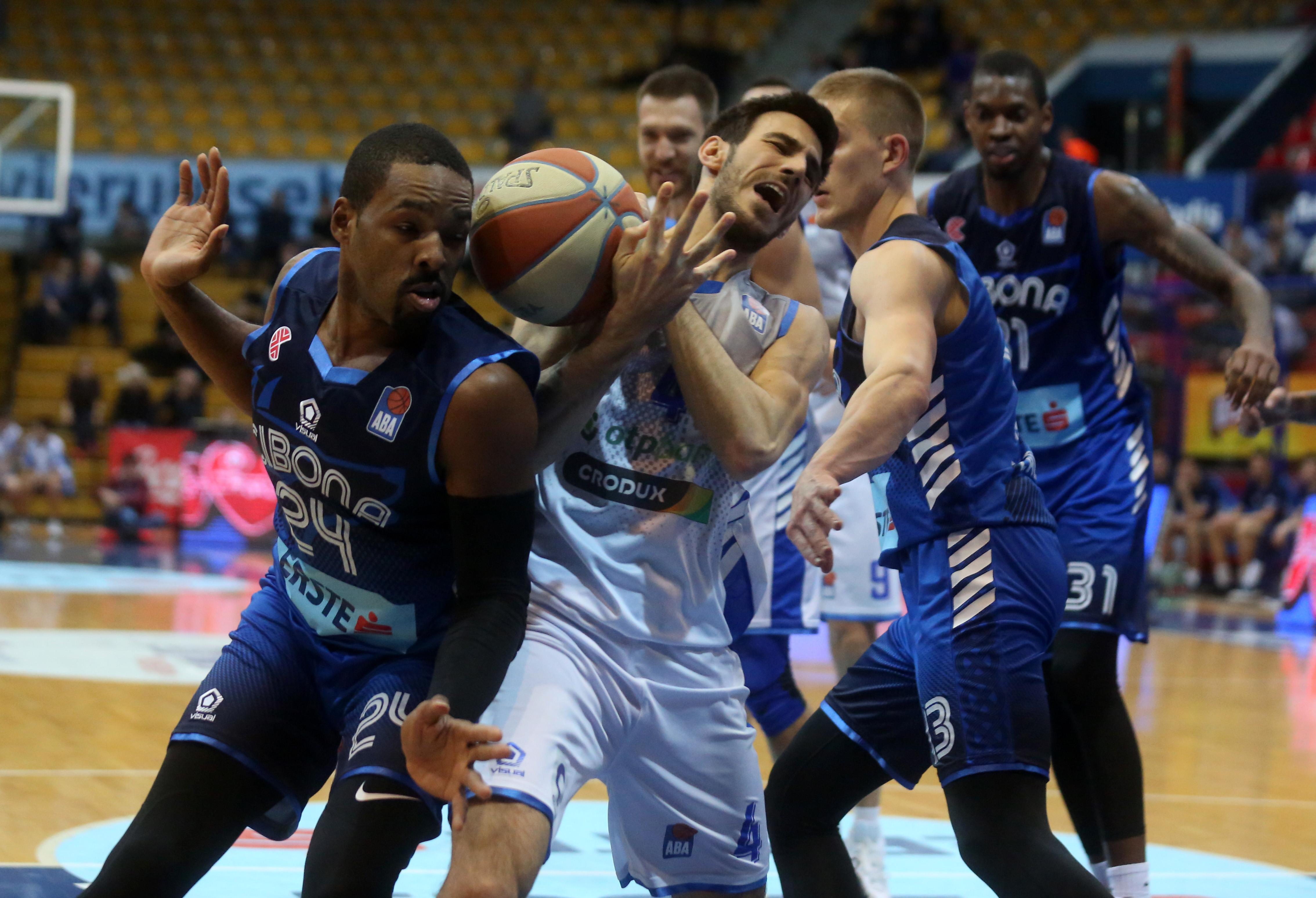 ABA LIGA Zadar deklasirao Cibonu