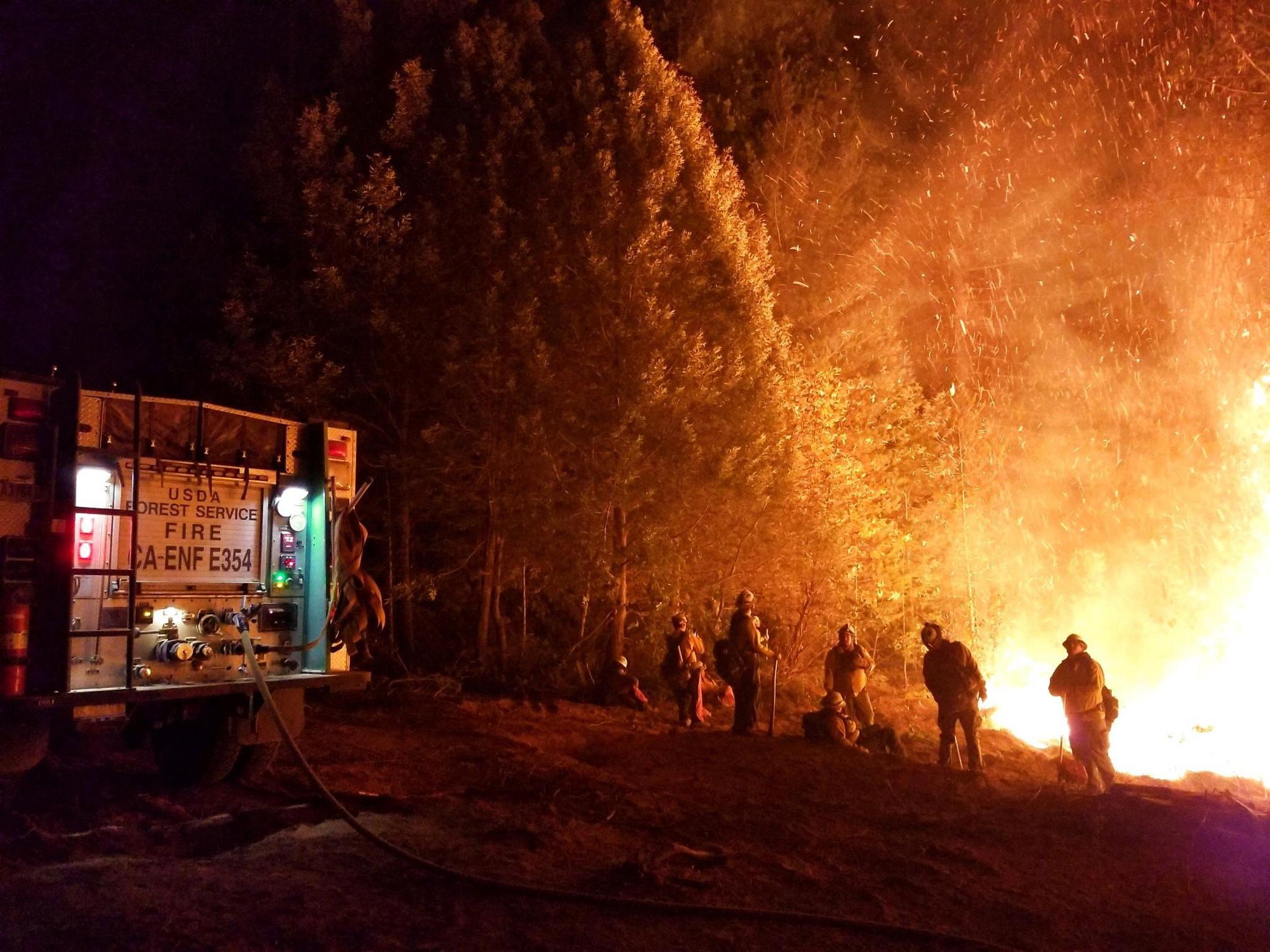 KALIFORNIJA Požar koji je odnio 85 života u potpunosti stavljen pod kontrolu