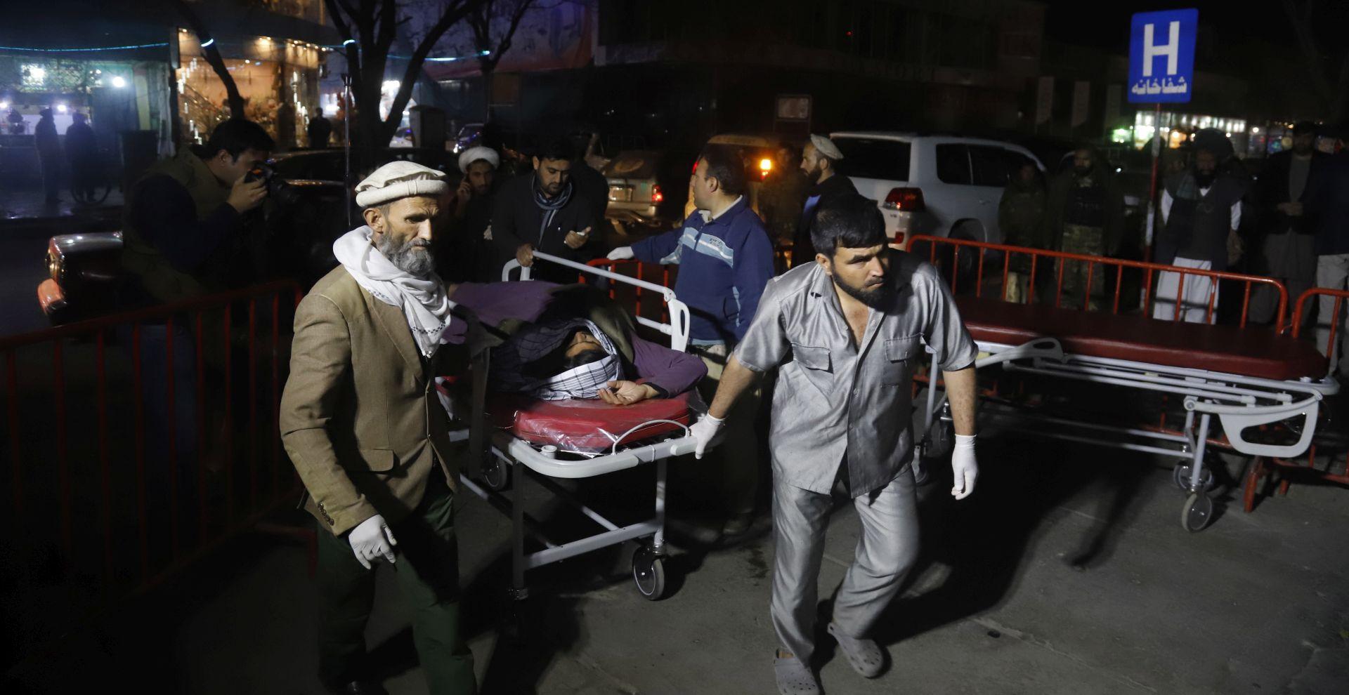 Afganistan pokušava identificirati skupinu koja je ubila 55 klerika