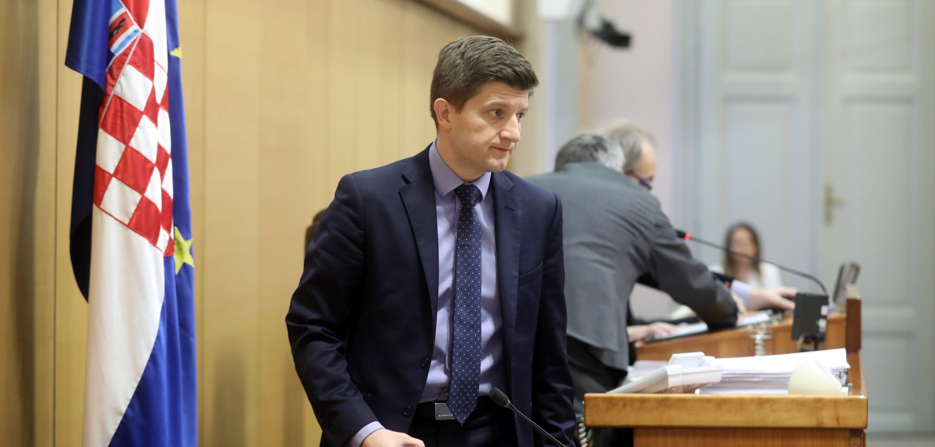 SABOR Marić odbijao amandmane na 'poreznu reformu'