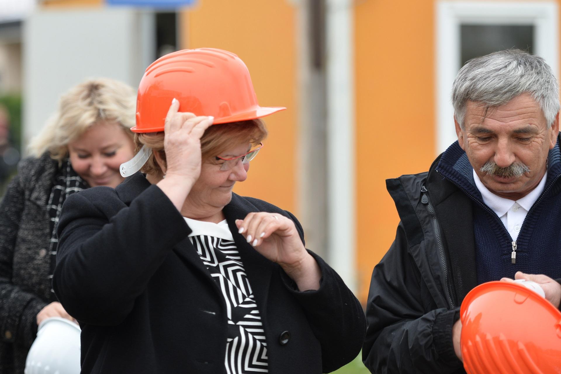 Murganić u Novom Marofu obišla novi Centar za socijalnu skrb