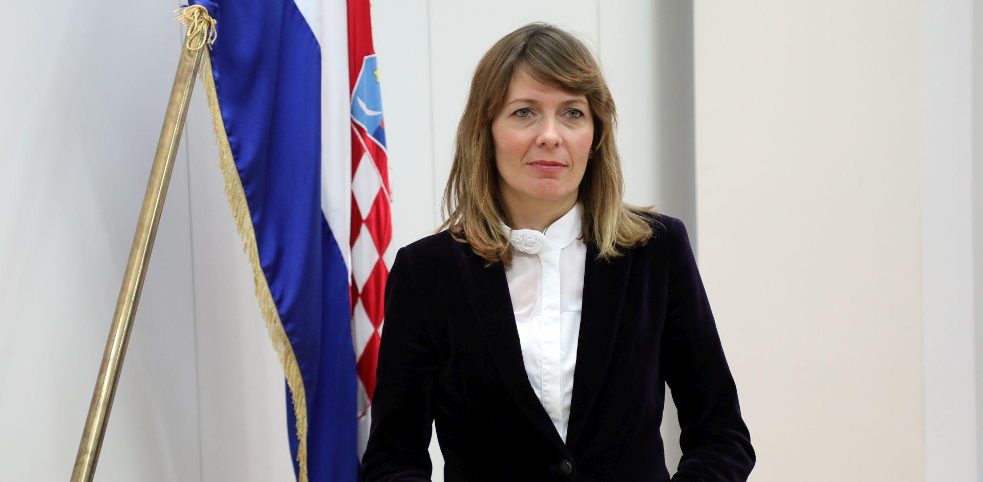 Predstavljena nova ravnateljica USKOK-a Vanja Marušić