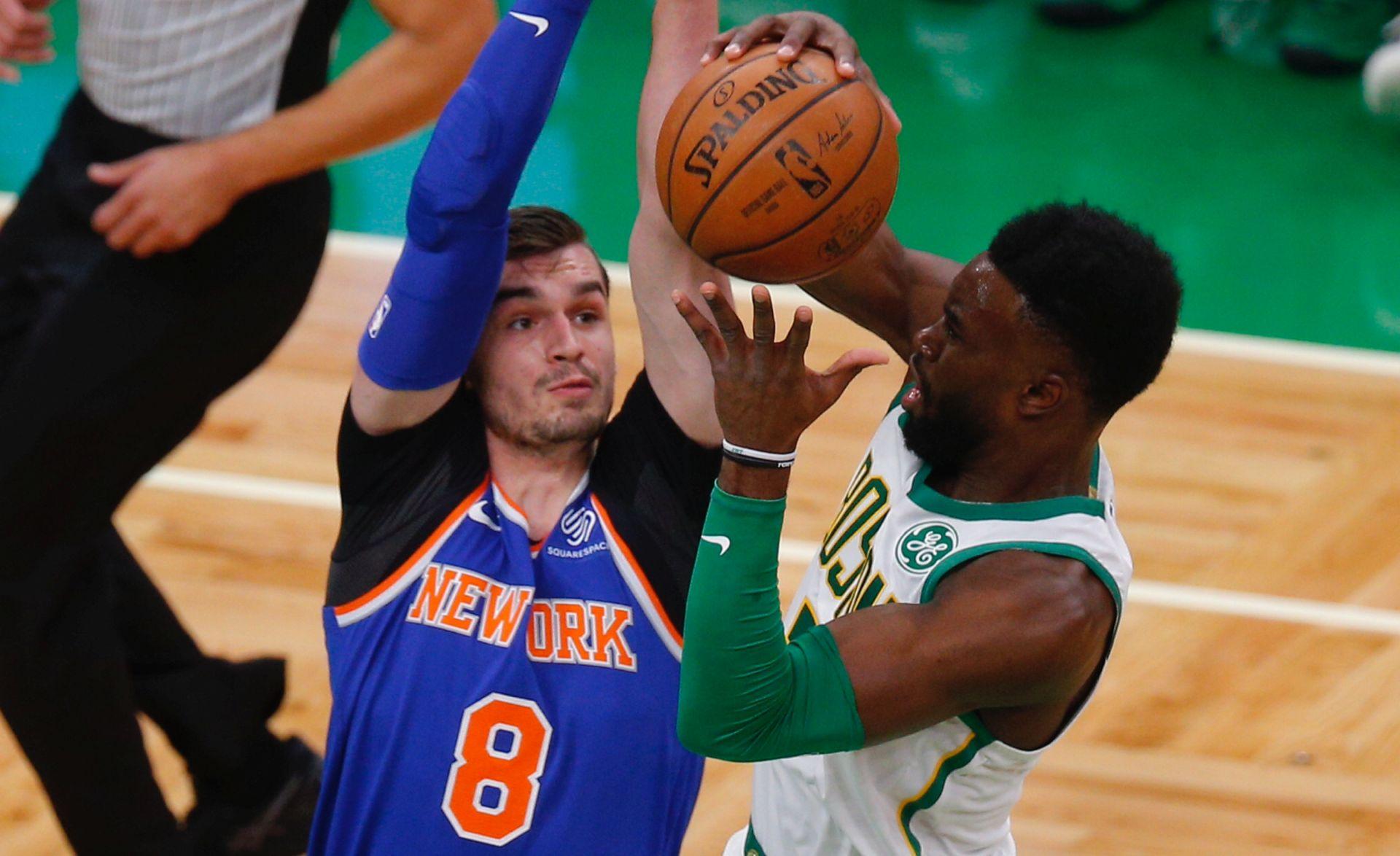 NBA Treća uzastopna pobjeda Knicksa, skroman učinak Hezonje