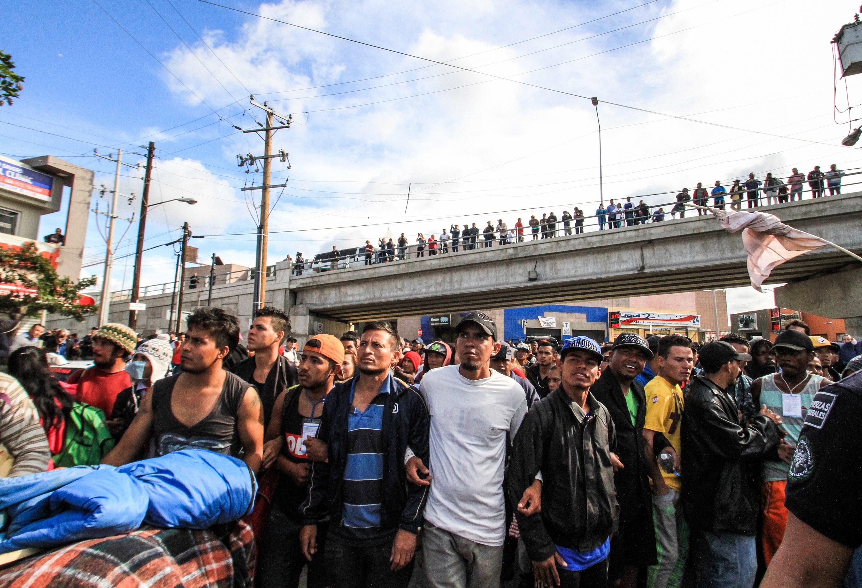 Zatvoren granični prijelaz između SAD-a i Meksika