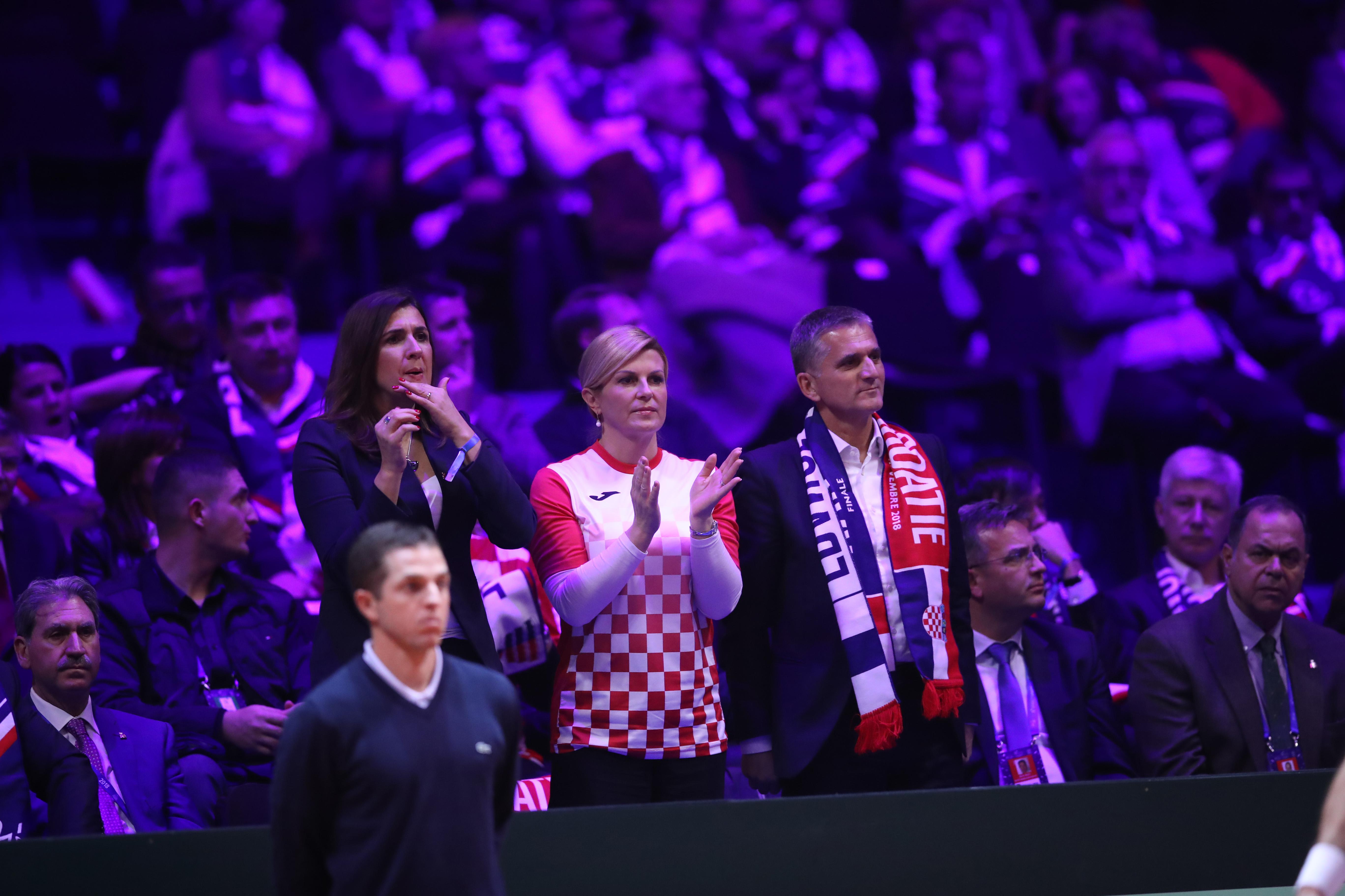 Predsjednica čestitala Ćoriću na pobjedi