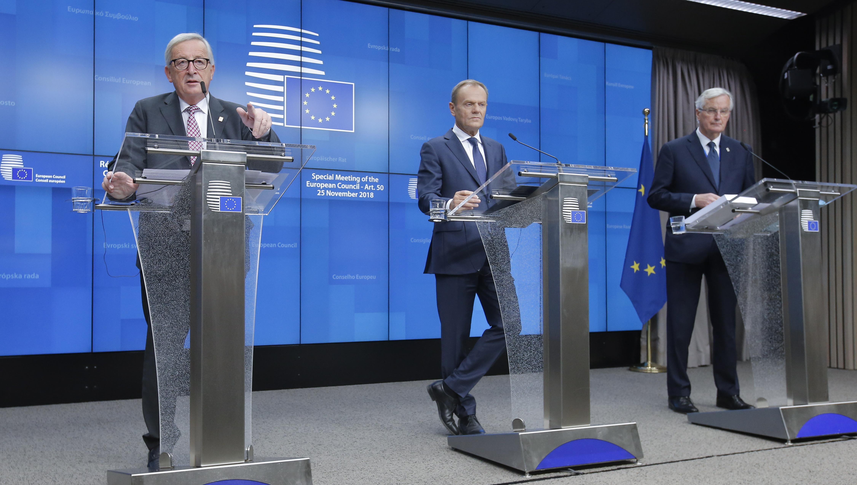 EU nema plan B ako Britanci ne prihvate trenutni sporazum